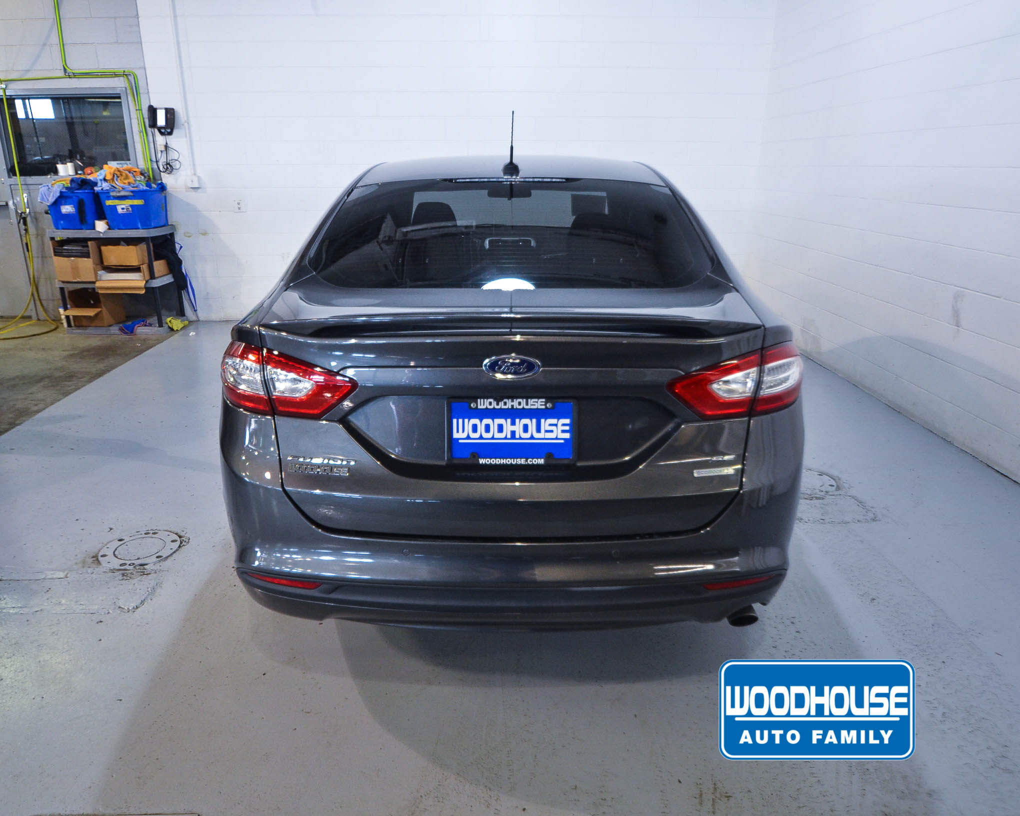 Ford Fusion For Sale Woodhouse Auto