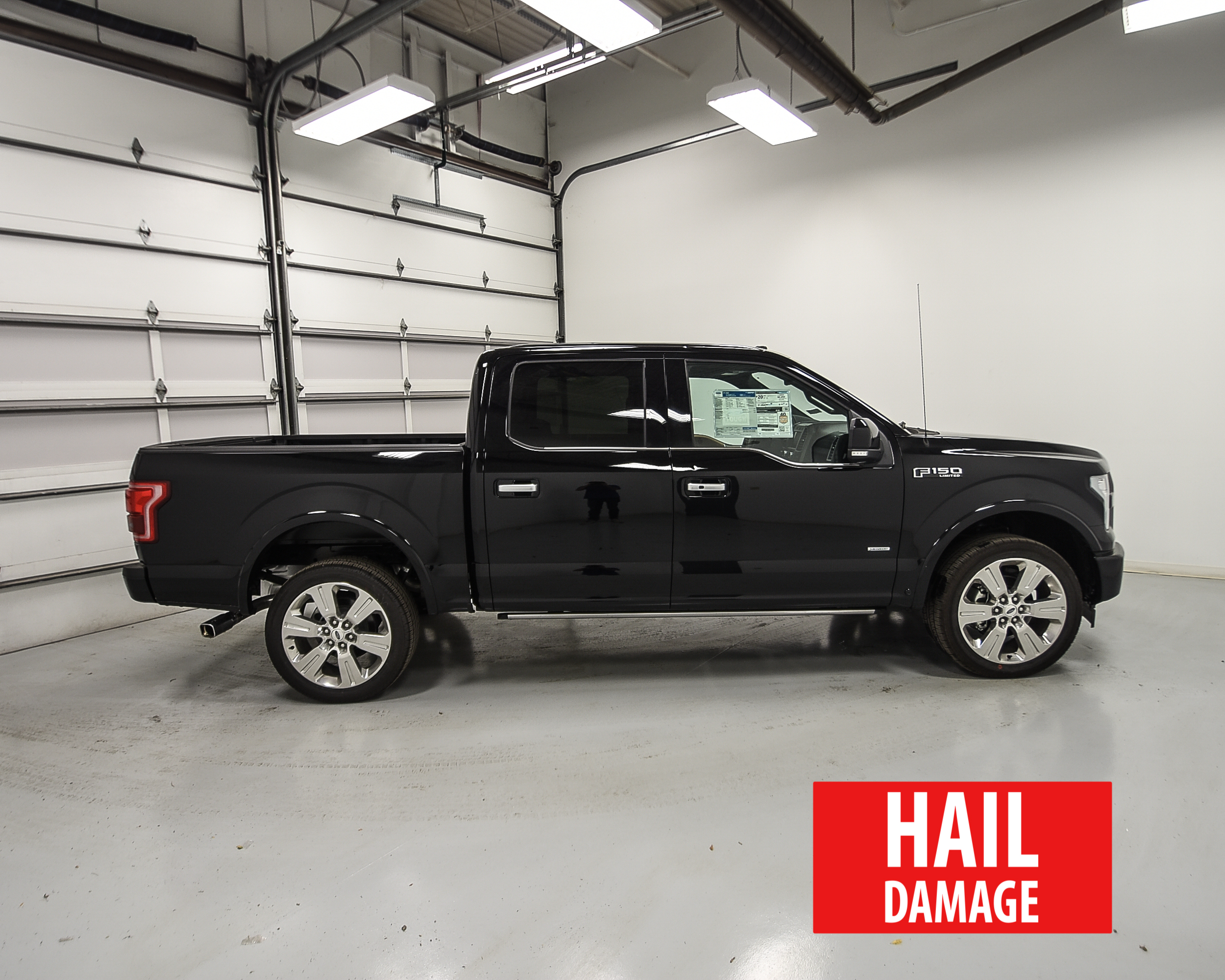 Woodhouse Ford Hail Damaged Vehicles Autos Post