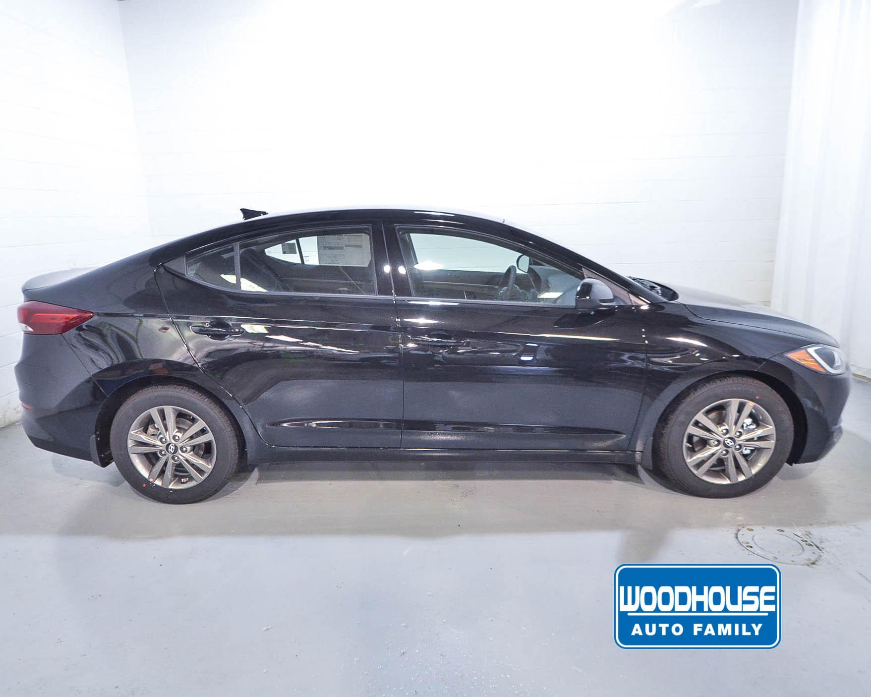 Black 2018 Hyundai Elantra Sel For Sale Omaha Ne