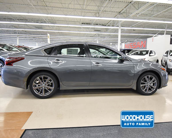 Gray 2018 Nissan Altima Sr Special Edition For Sale