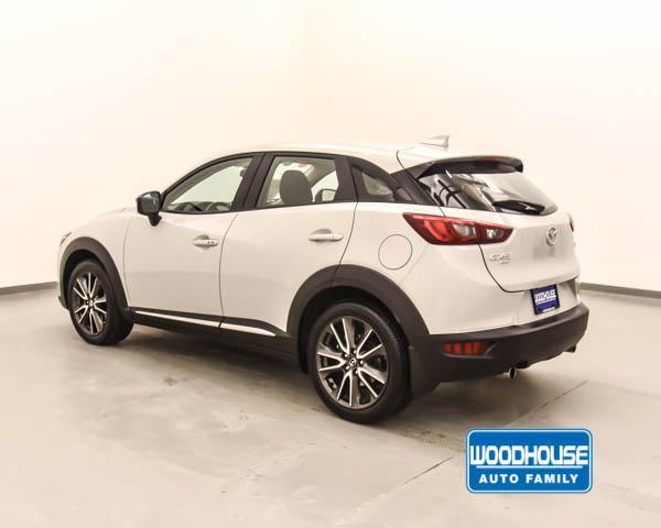White 2017 Mazda Cx 3 Grand Touring For Sale Omaha Ne
