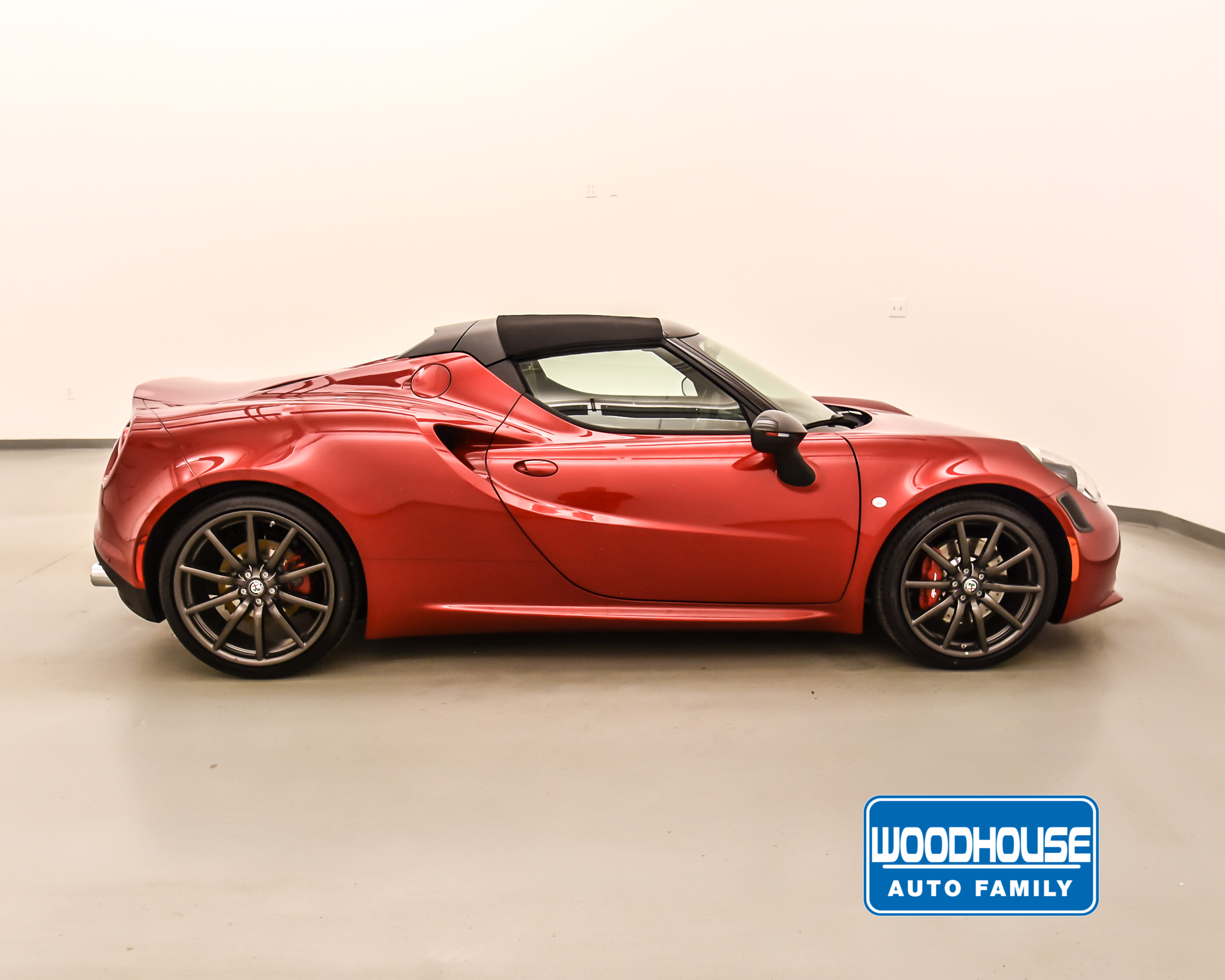 Woodhouse | New 2018 Alfa Romeo 4 C For Sale | Alfa Romeo ...