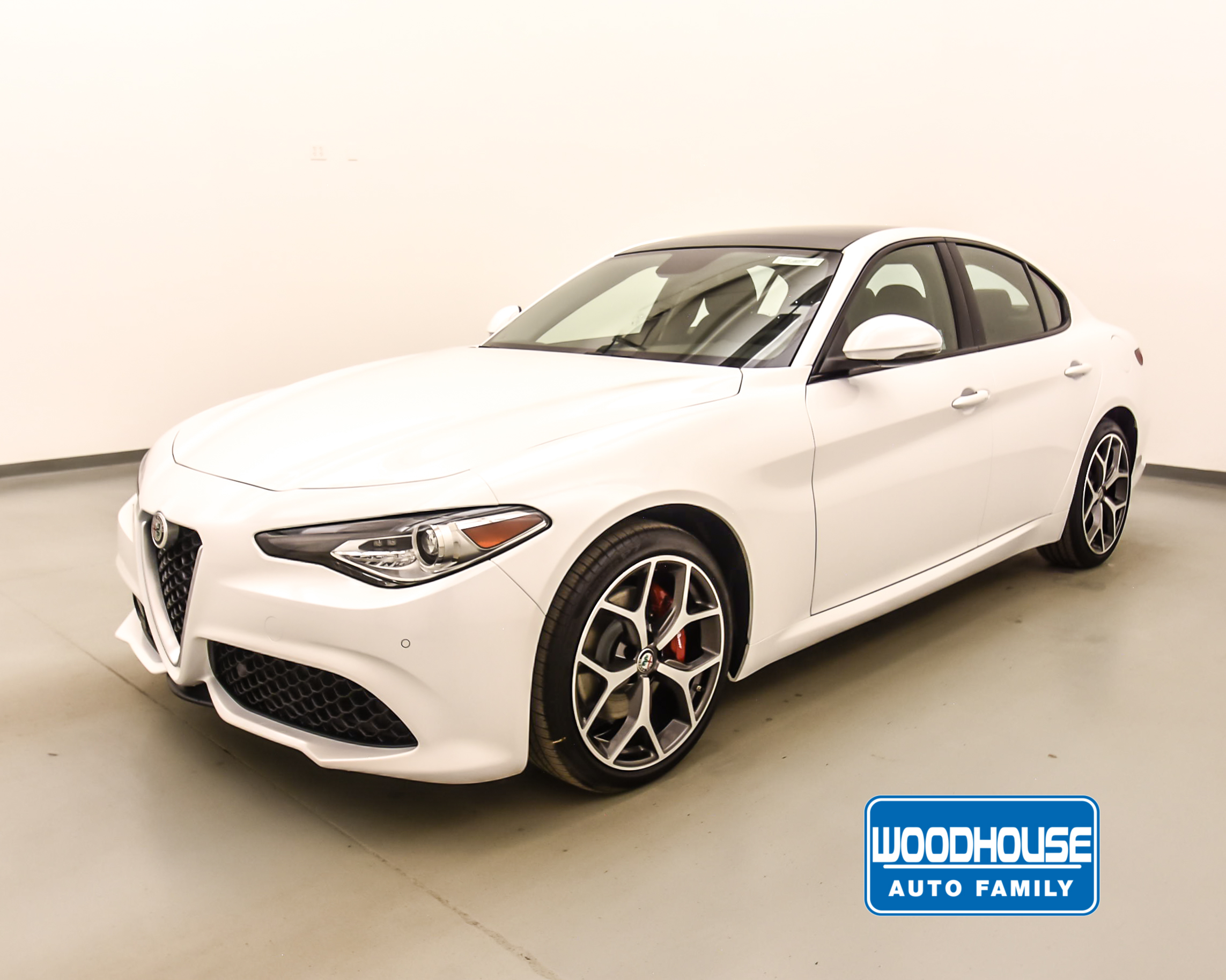 Woodhouse New 2018 Alfa Romeo Giulia For Sale
