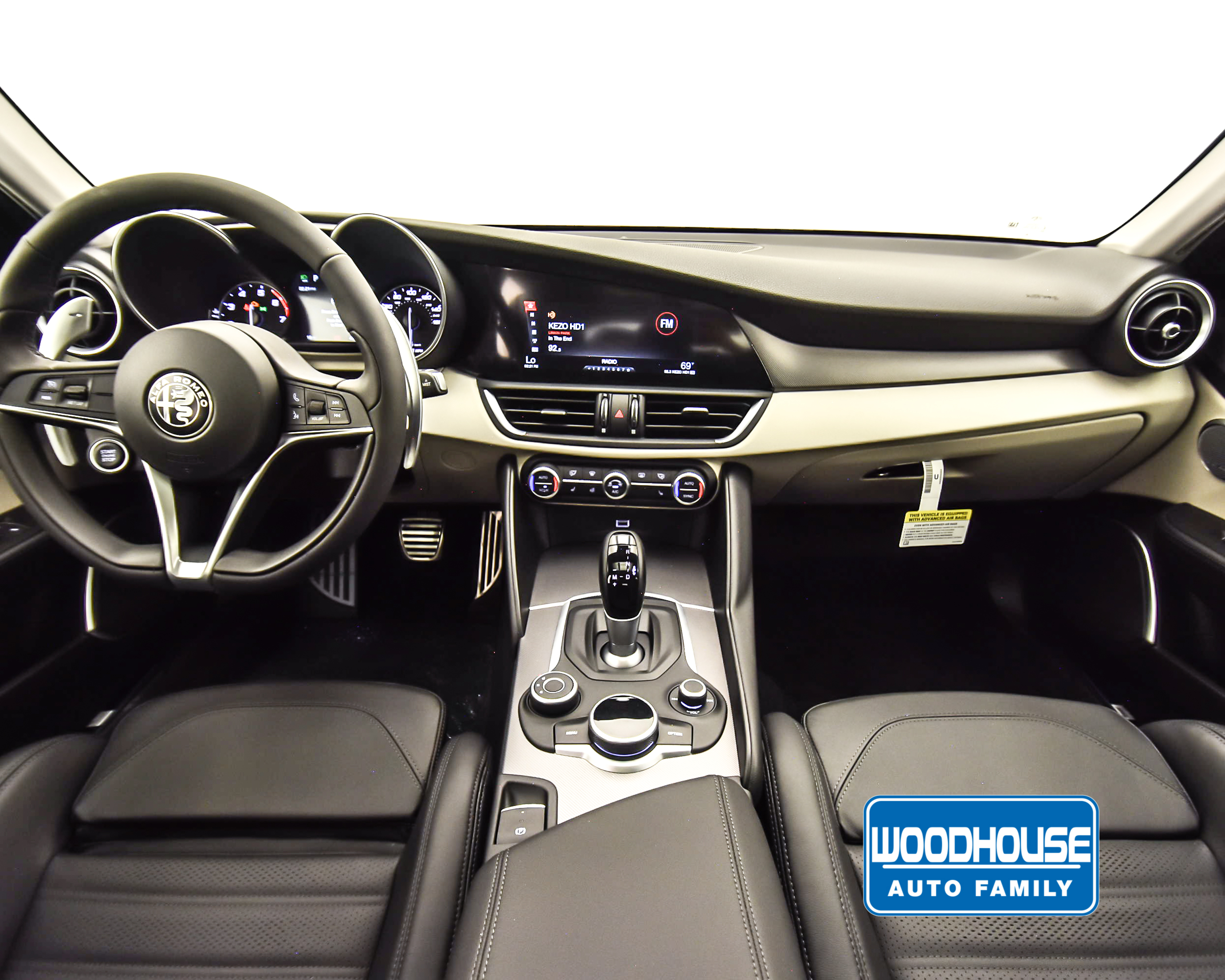Woodhouse New 2018 Alfa Romeo Giulia For Sale