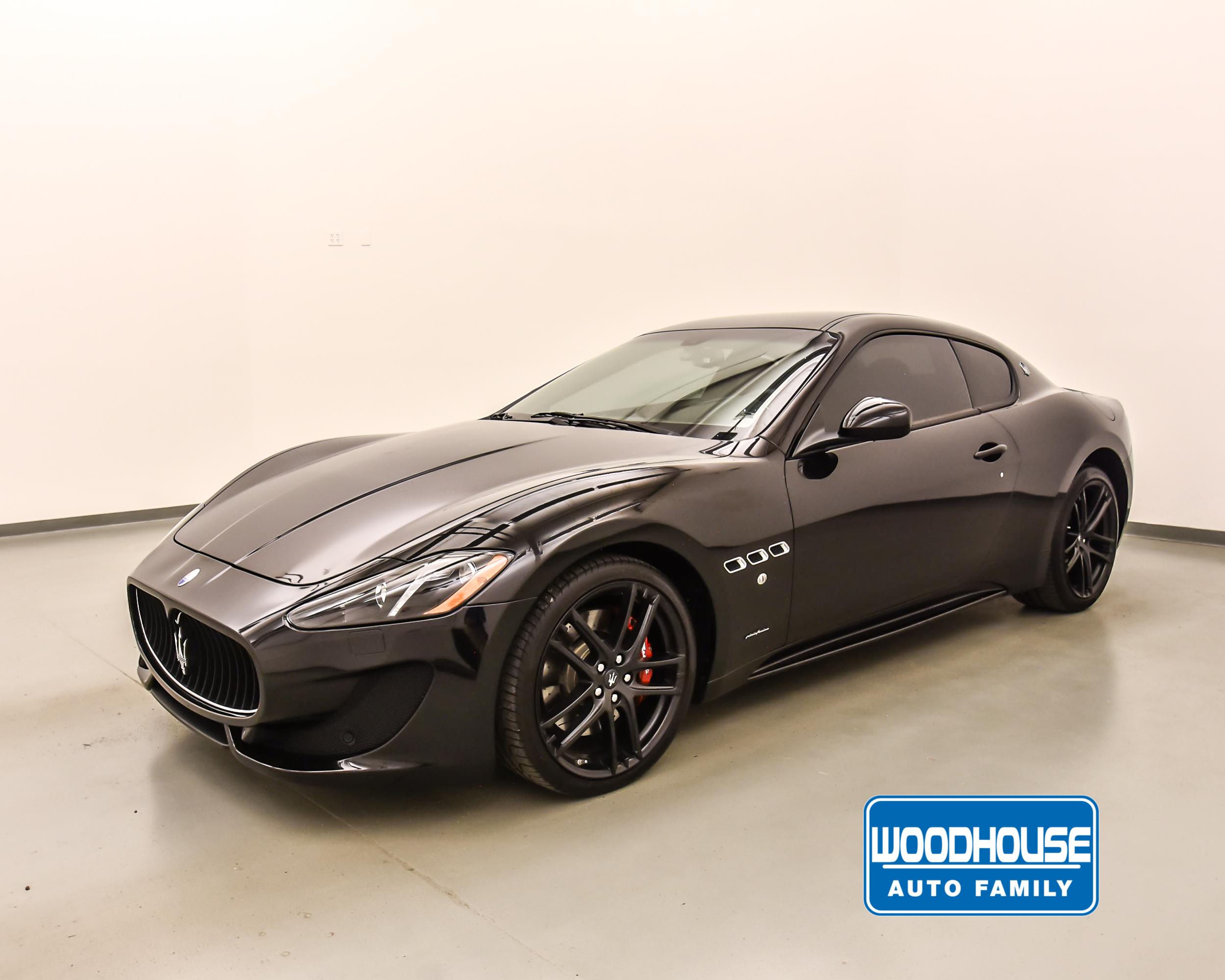 Woodhouse Hyundai Omaha >> Woodhouse | Used 2017 Maserati Granturismo For Sale | Porsche (Omaha)