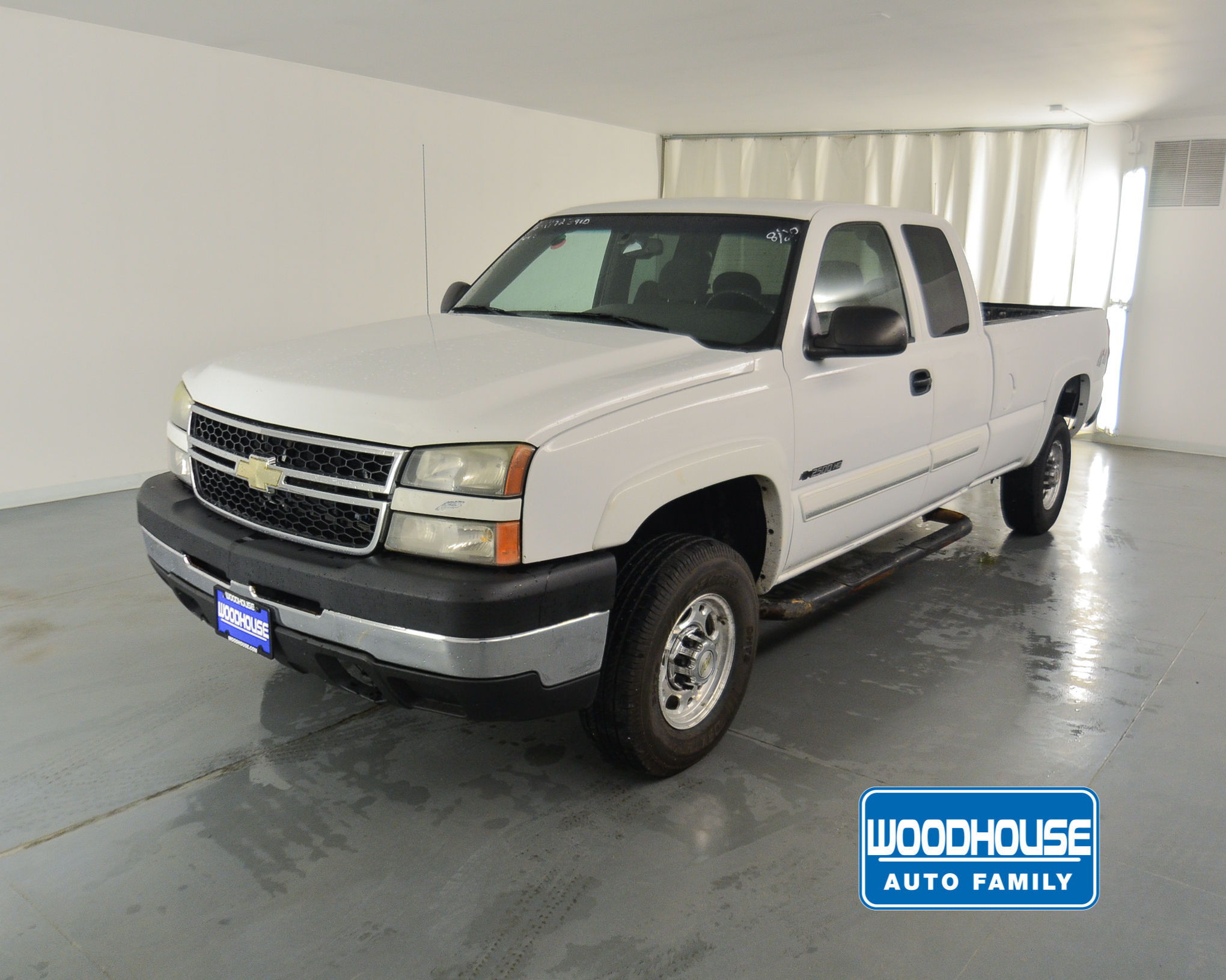 Used Chevy Silverado 2500 >> Woodhouse Used 2006 Chevrolet 2500 For Sale Chevy Buick Missouri