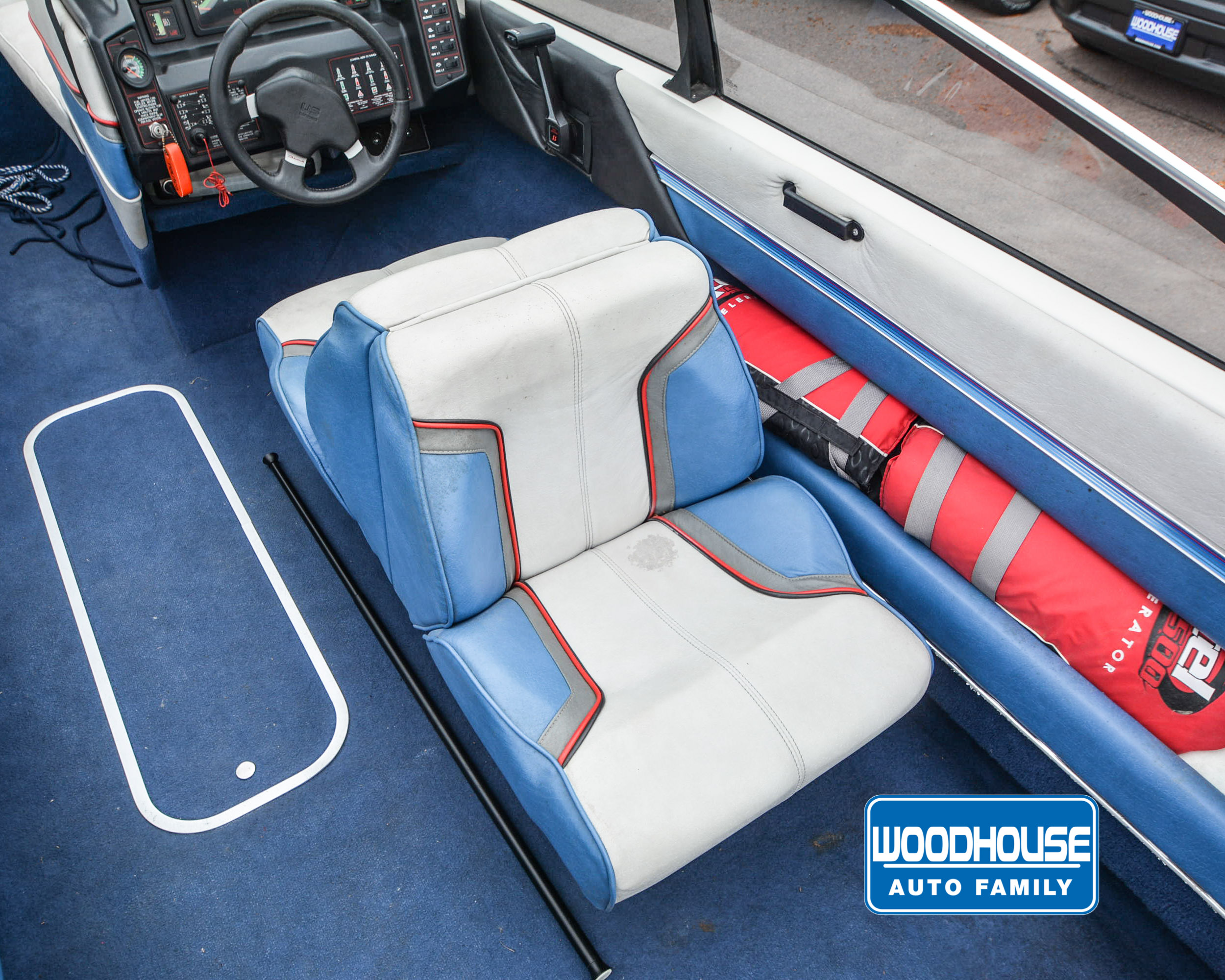 Terrific Woodhouse Used 1987 Bayliner Capri For Sale Chrysler Caraccident5 Cool Chair Designs And Ideas Caraccident5Info