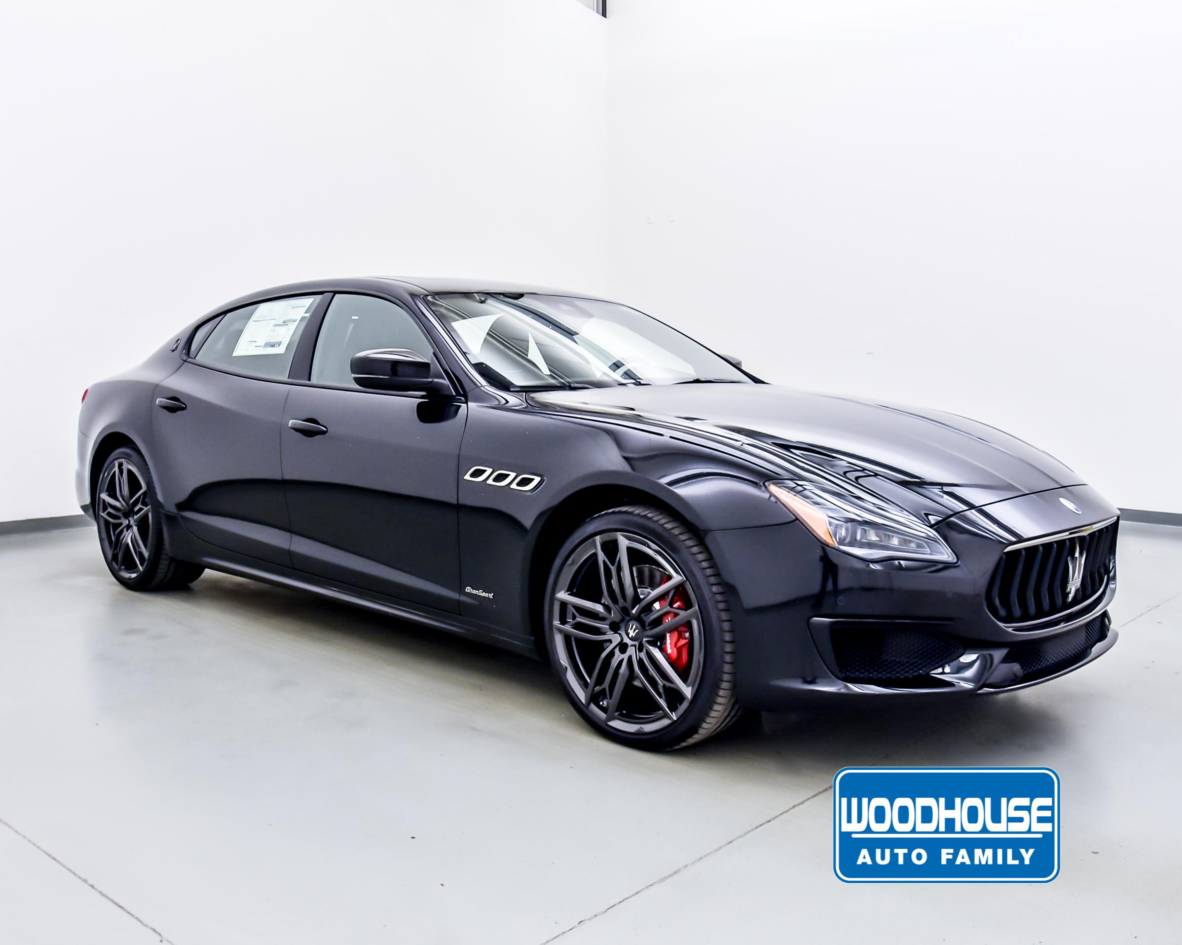 Woodhouse   New 2019 Maserati Quattroporte For Sale ...