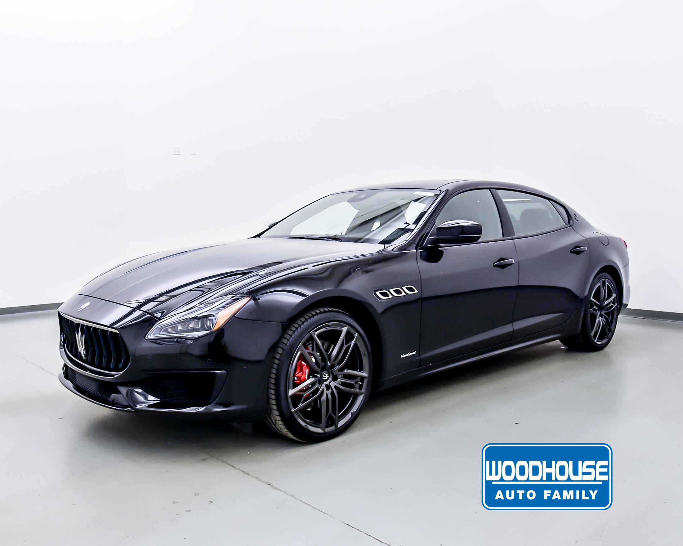 Woodhouse | New 2019 Maserati Quattroporte For Sale ...