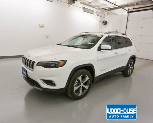 Woodhouse New 2019 Jeep Cherokee For Sale Chrysler Dodge Jeep Ram