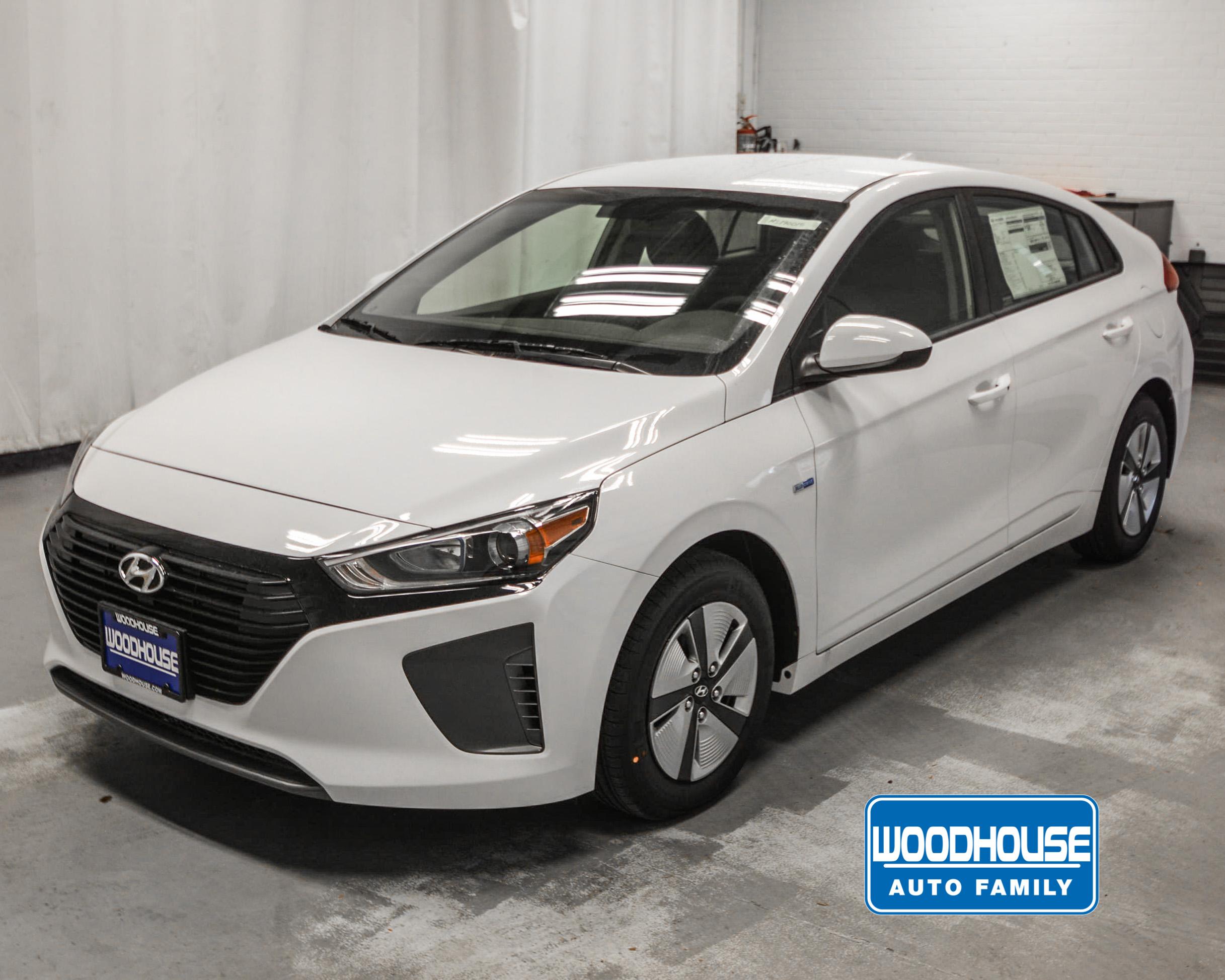 Woodhouse New 2019 Hyundai Ioniq For Sale Hyundai Sioux
