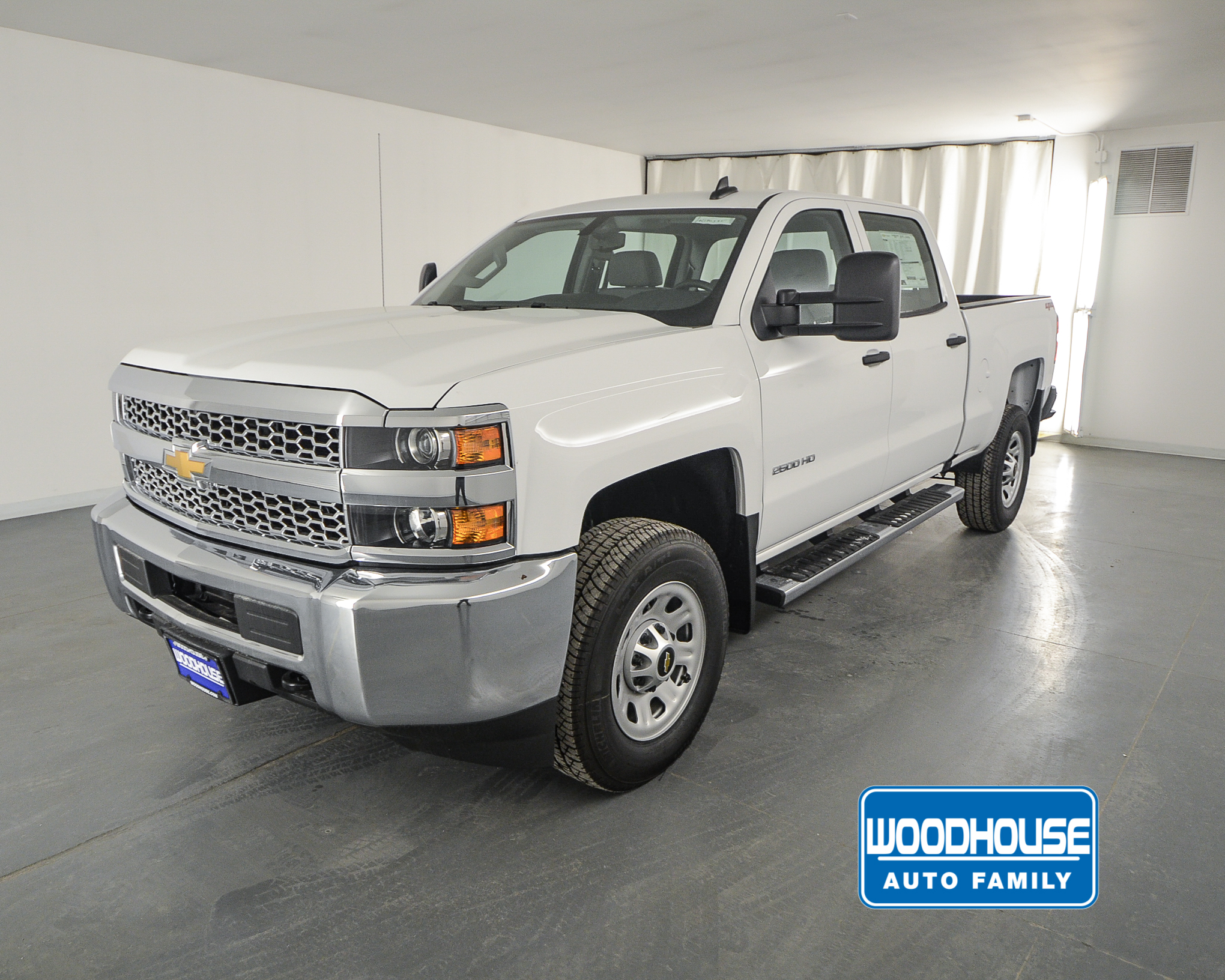 Woodhouse New 2019 Chevrolet 2500 For Sale