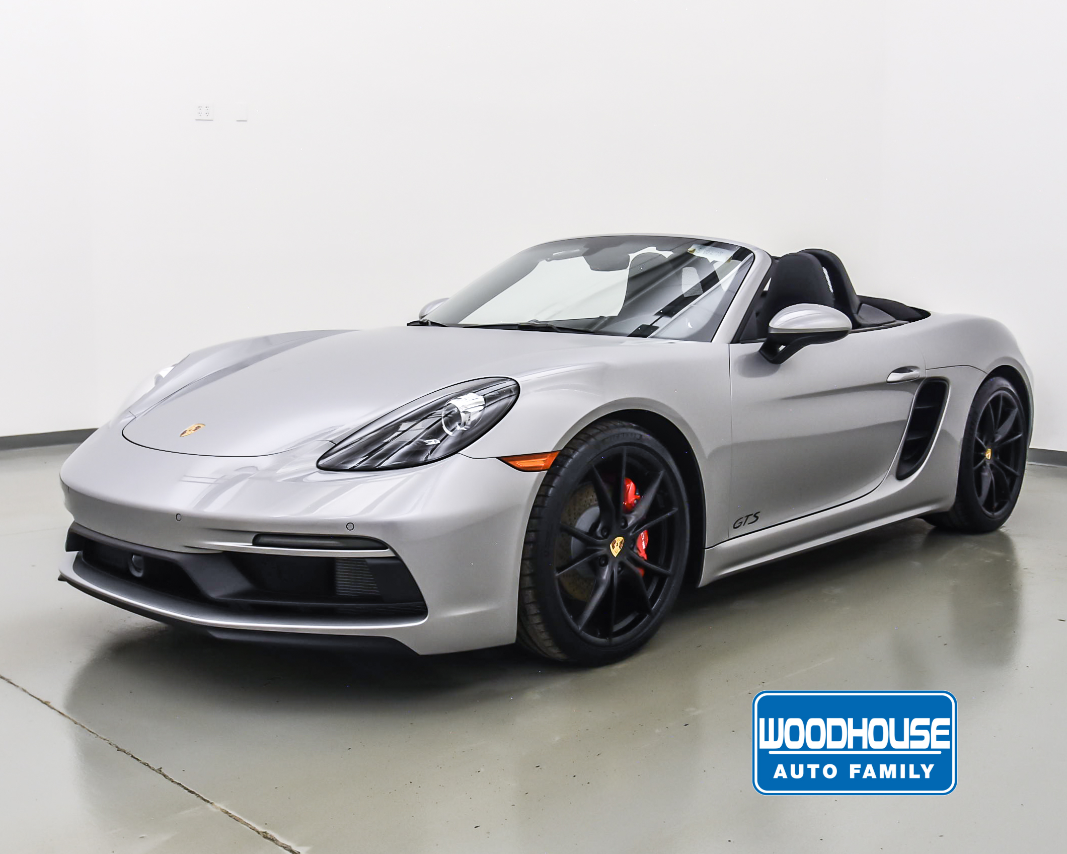 Woodhouse New 2018 Porsche 718 Boxster For Sale Porsche