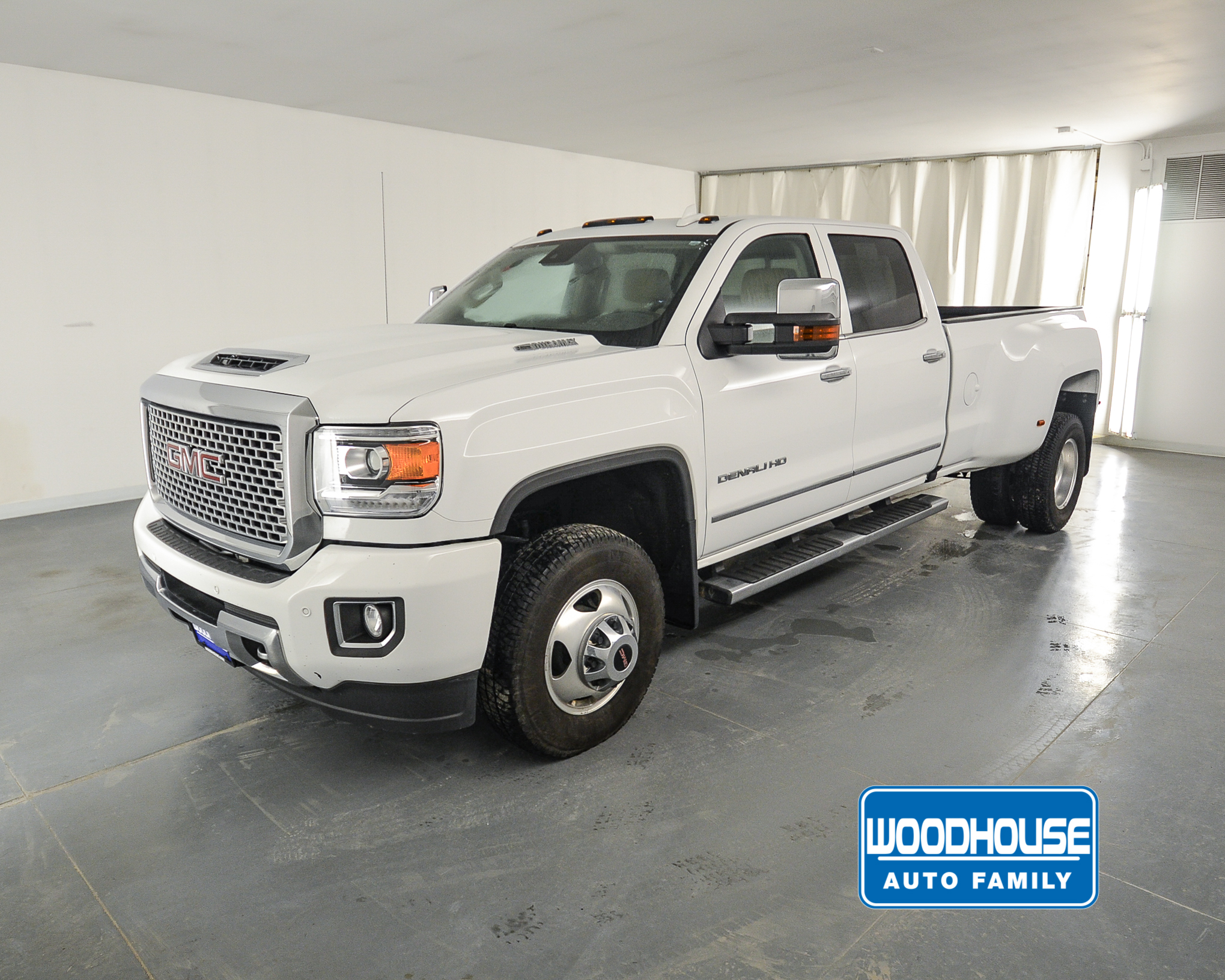 Woodhouse Used 2017 Gmc 3500 For Sale Chevy Buick Missouri