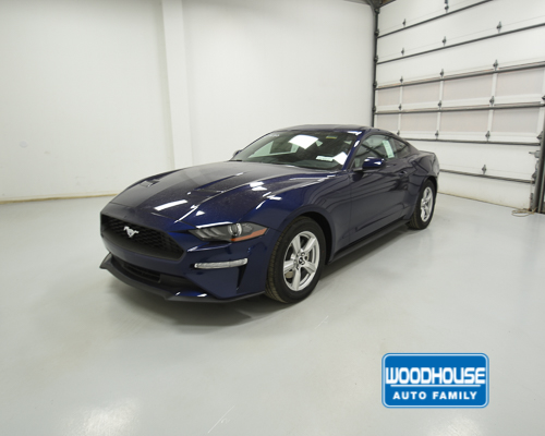 Performance Ford Omaha >> Woodhouse New 2019 Ford Mustang For Sale Ford Omaha