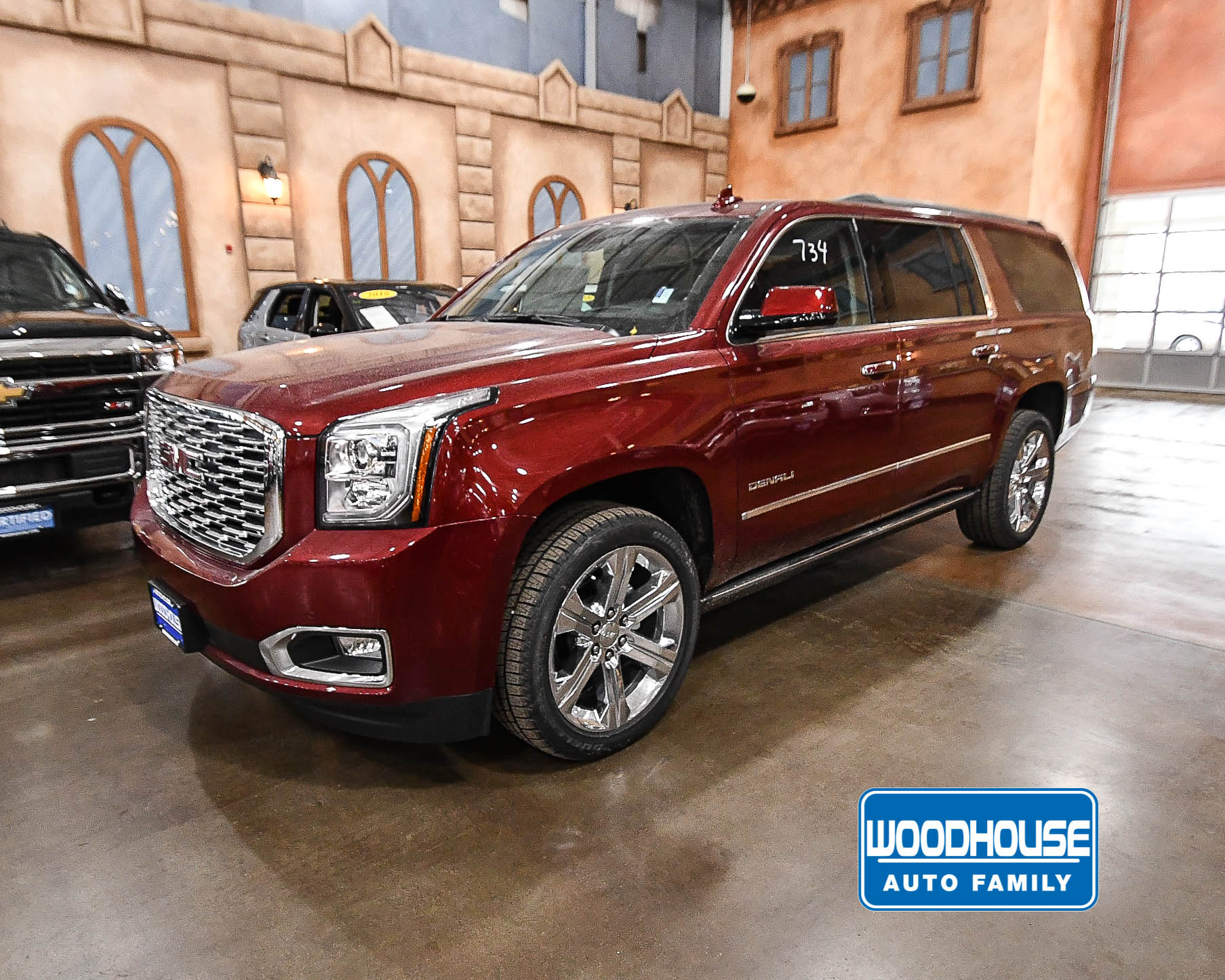 Woodhouse New 2019 Gmc Yukon For Sale Buick Gmc Omaha