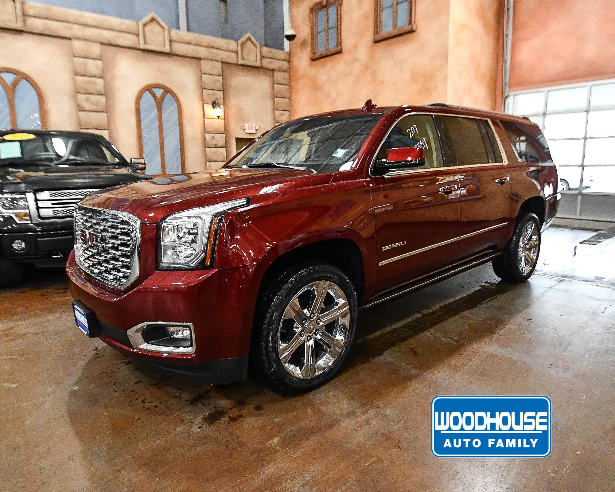 Woodhouse New 2019 Gmc Yukon Xl For Sale Buick Gmc Omaha