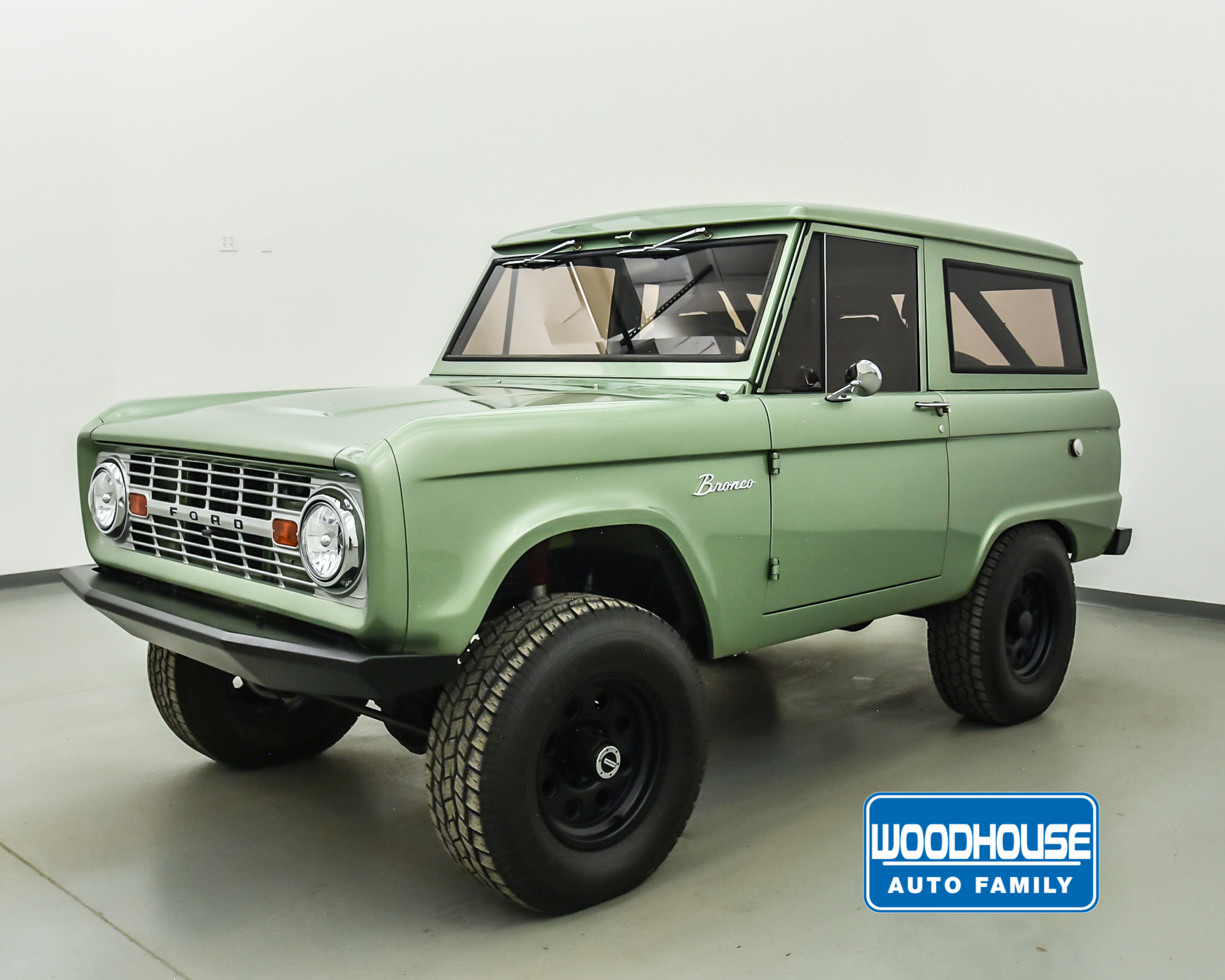 Woodhouse | Used 1966 Ford Bronco For Sale | Porsche (Omaha)