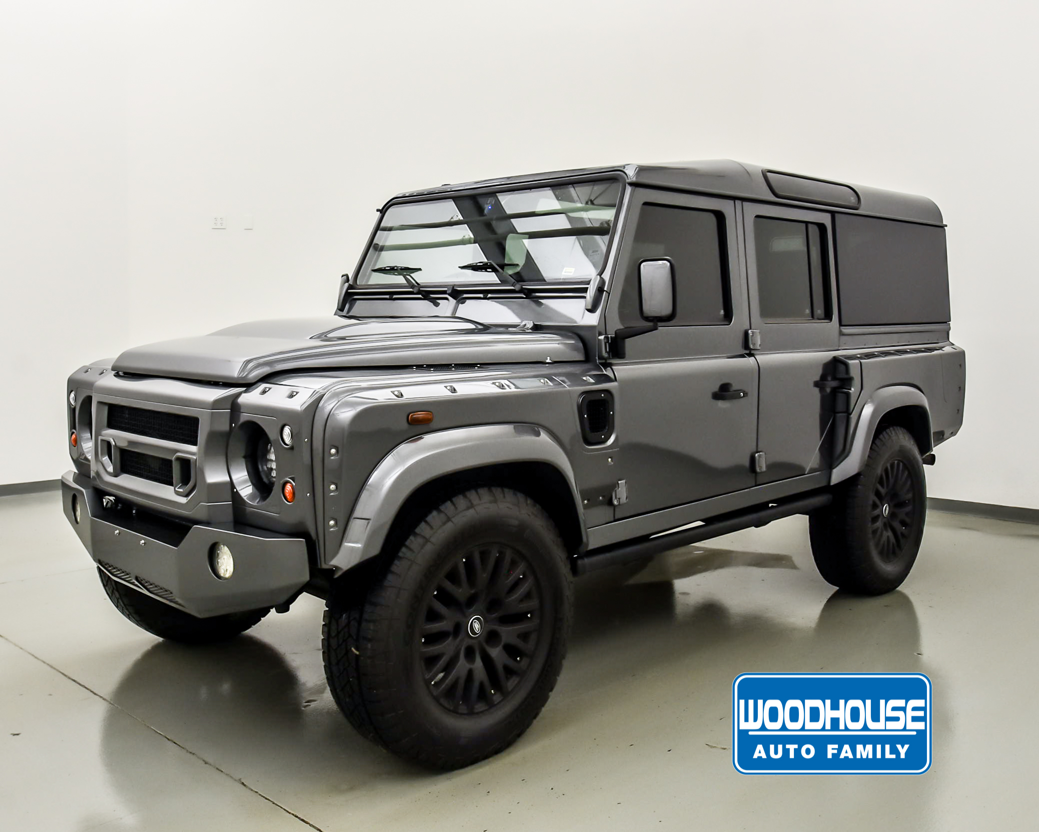 Woodhouse | Used 2017 Land Rover Defender For Sale | Porsche