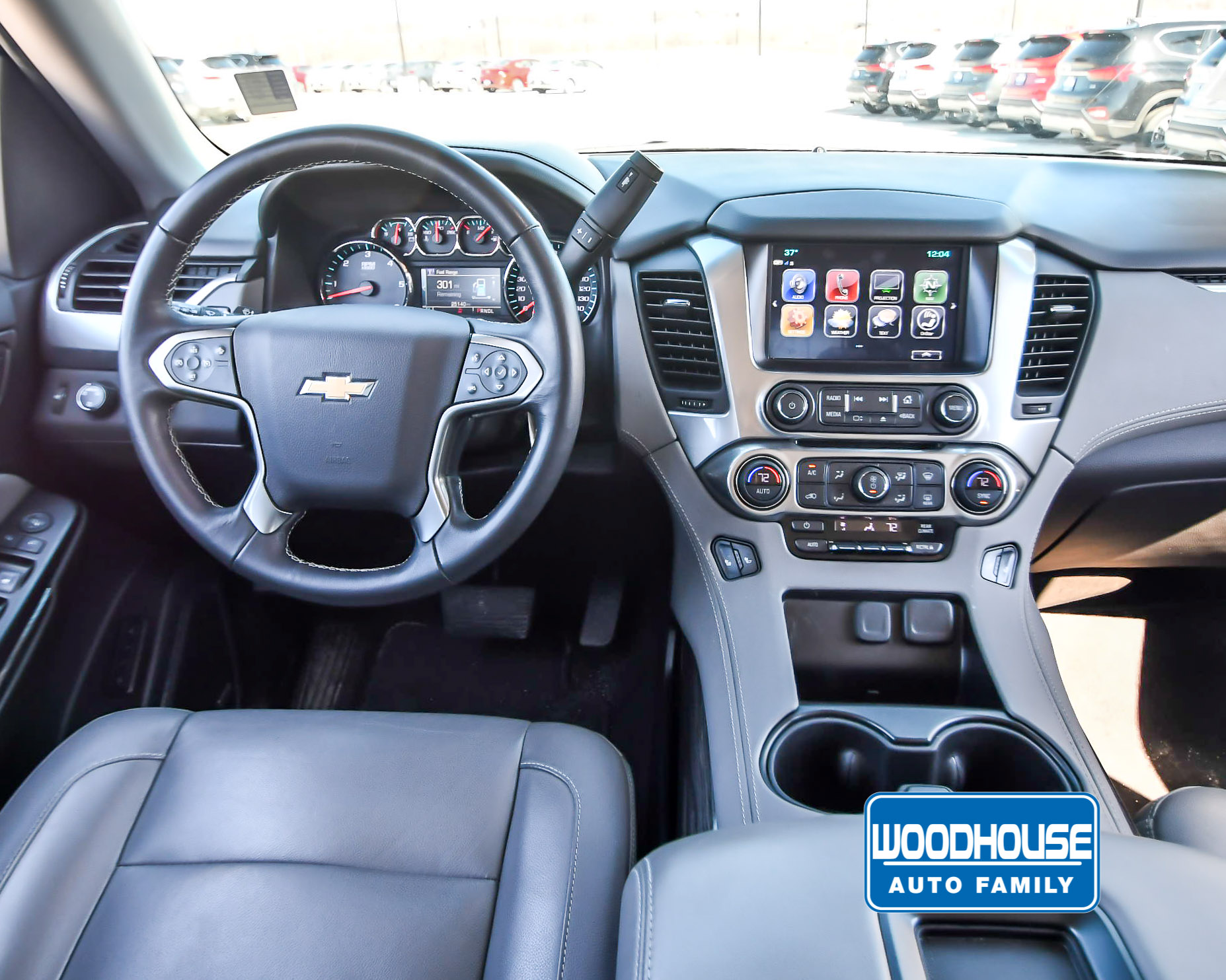 Woodhouse | Used 2019 Chevrolet Tahoe For Sale | Hyundai ...