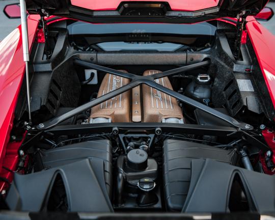Woodhouse Used 2018 Lamborghini Huracan For Sale Bentley Omaha
