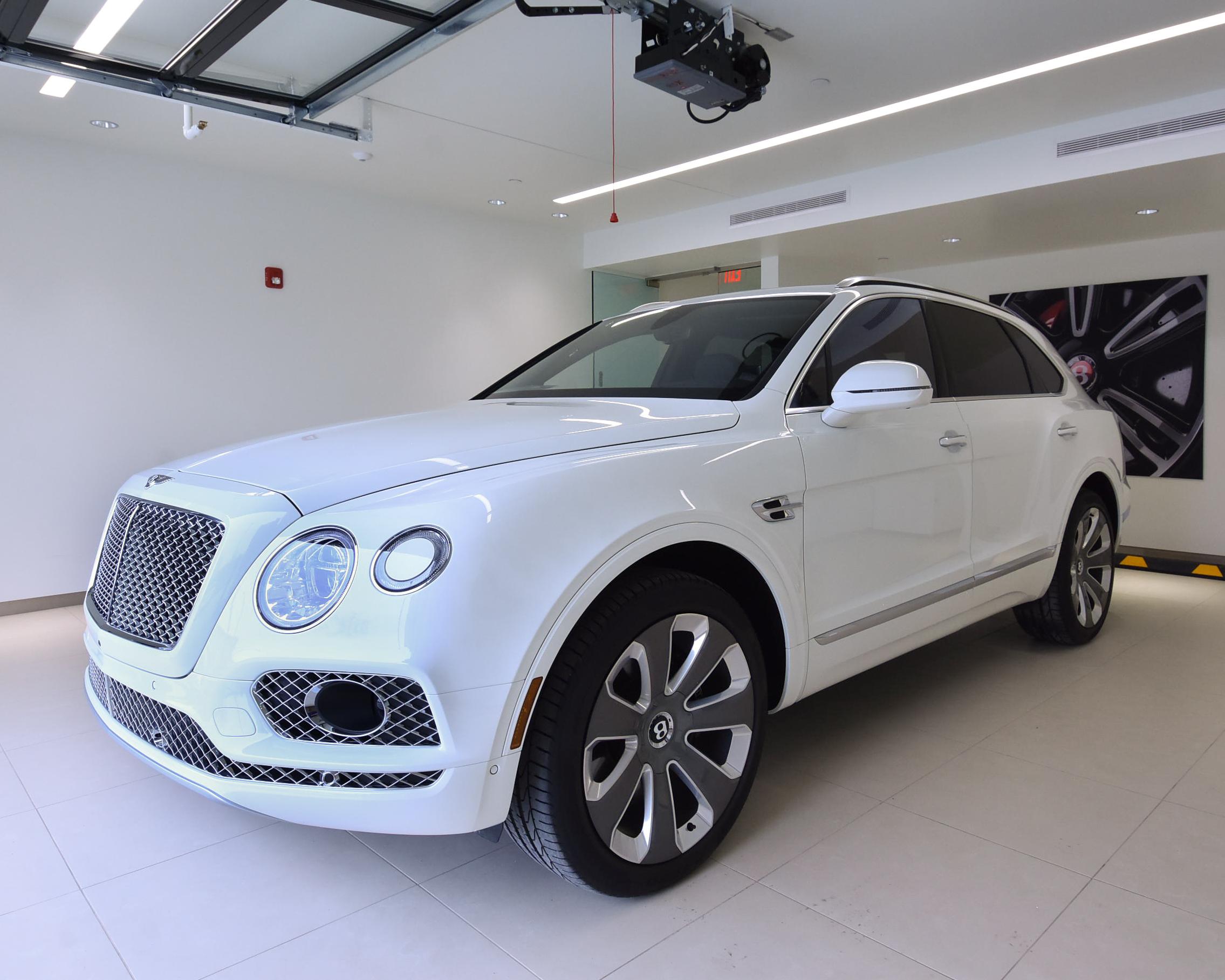 Woodhouse Used 2018 Bentley Bentayga For Sale Bentley