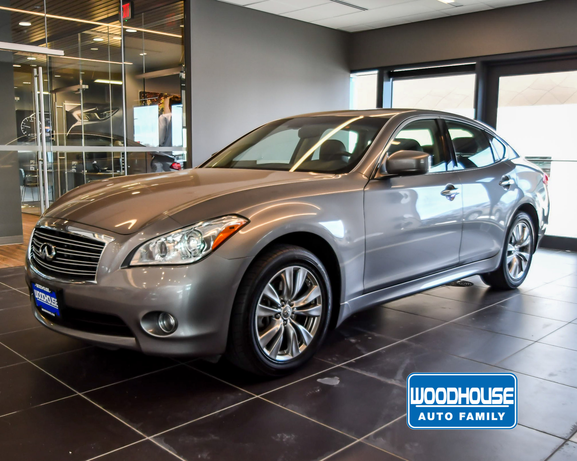 Infiniti M37 For Sale >> Woodhouse Used 2013 Infiniti M37 For Sale Nissan