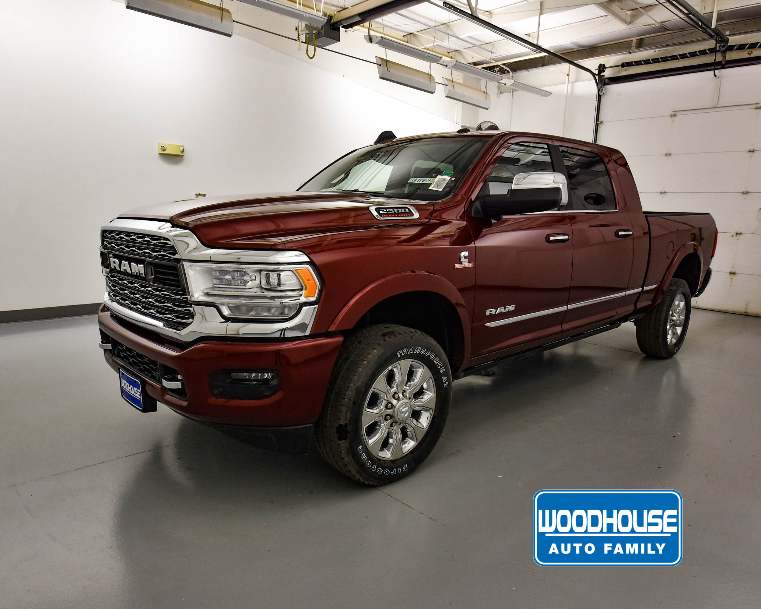 Woodhouse New 2019 Ram 2500 For Sale Chrysler Dodge Jeep Ram