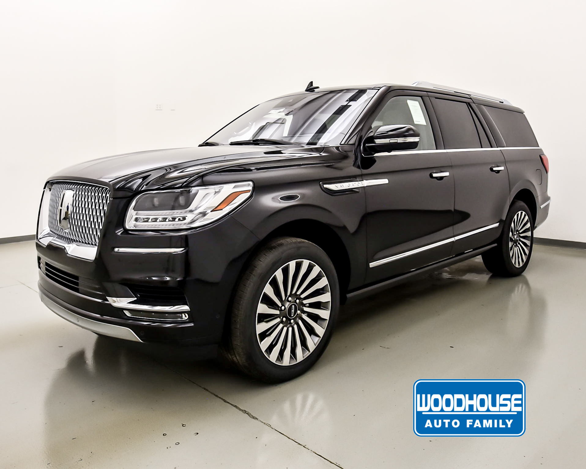 Woodhouse New 2019 Lincoln Navigator L For Sale Lincoln Omaha