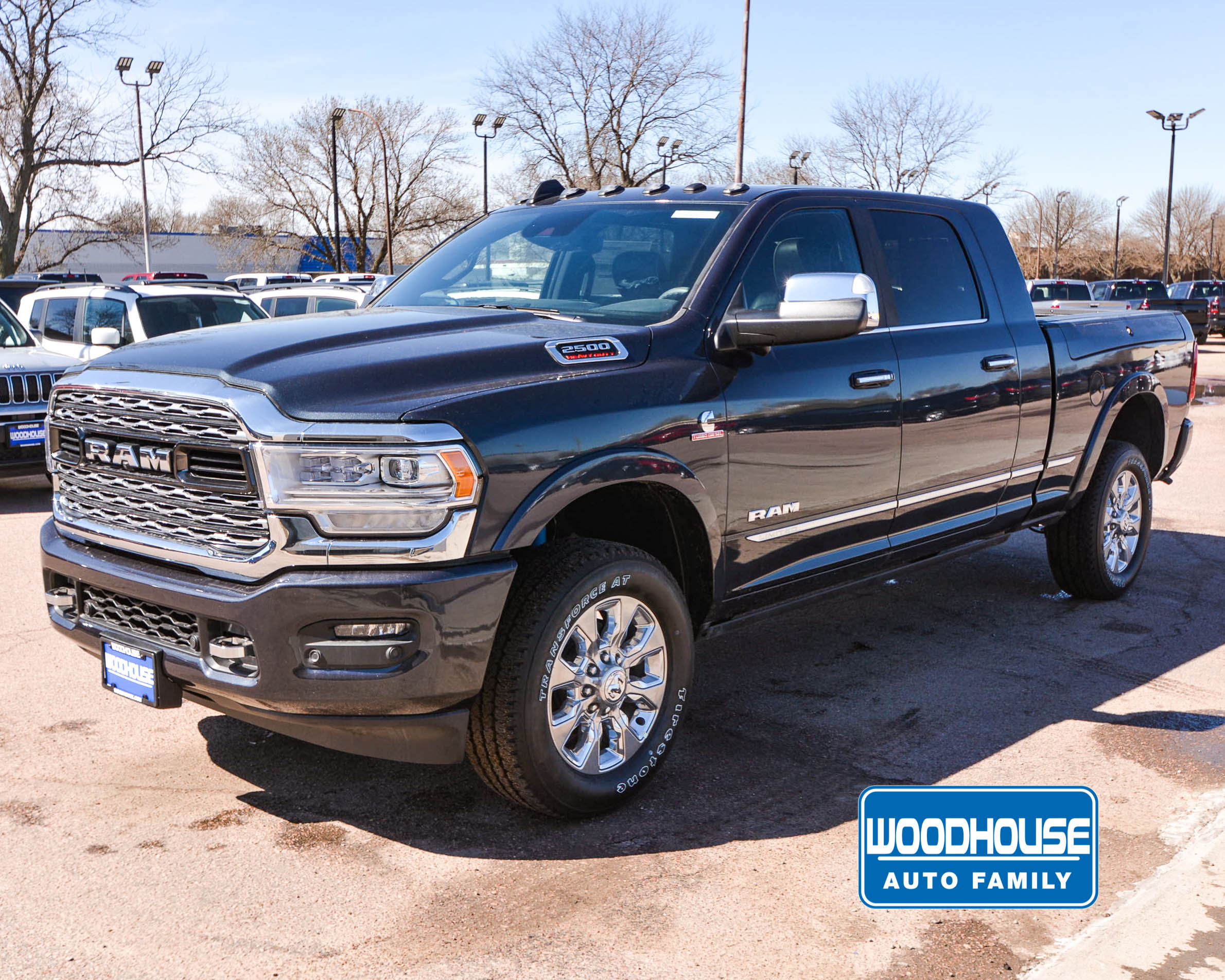 Ram 2500 For Sale >> Woodhouse New 2019 Ram 2500 For Sale Chrysler Dodge Jeep