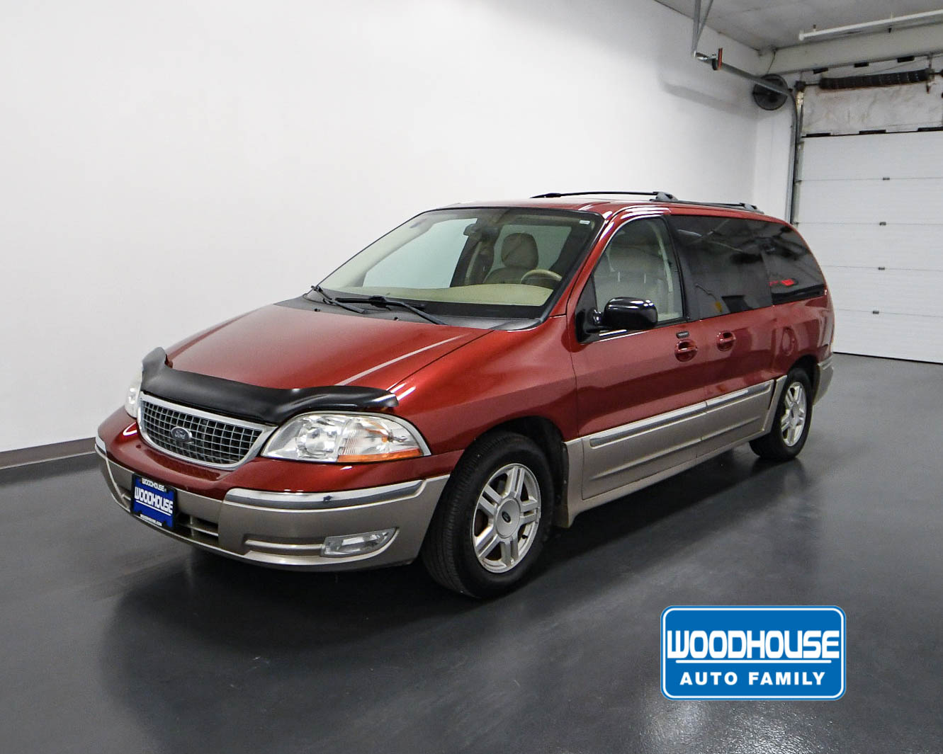 Woodhouse Used 2003 Ford Windstar For Sale Ford