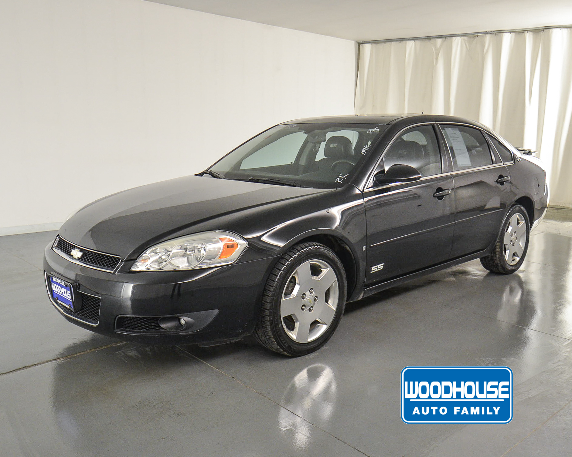 2007 Chevy Impala For Sale >> Woodhouse Used 2007 Chevrolet Impala For Sale Chevy Buick