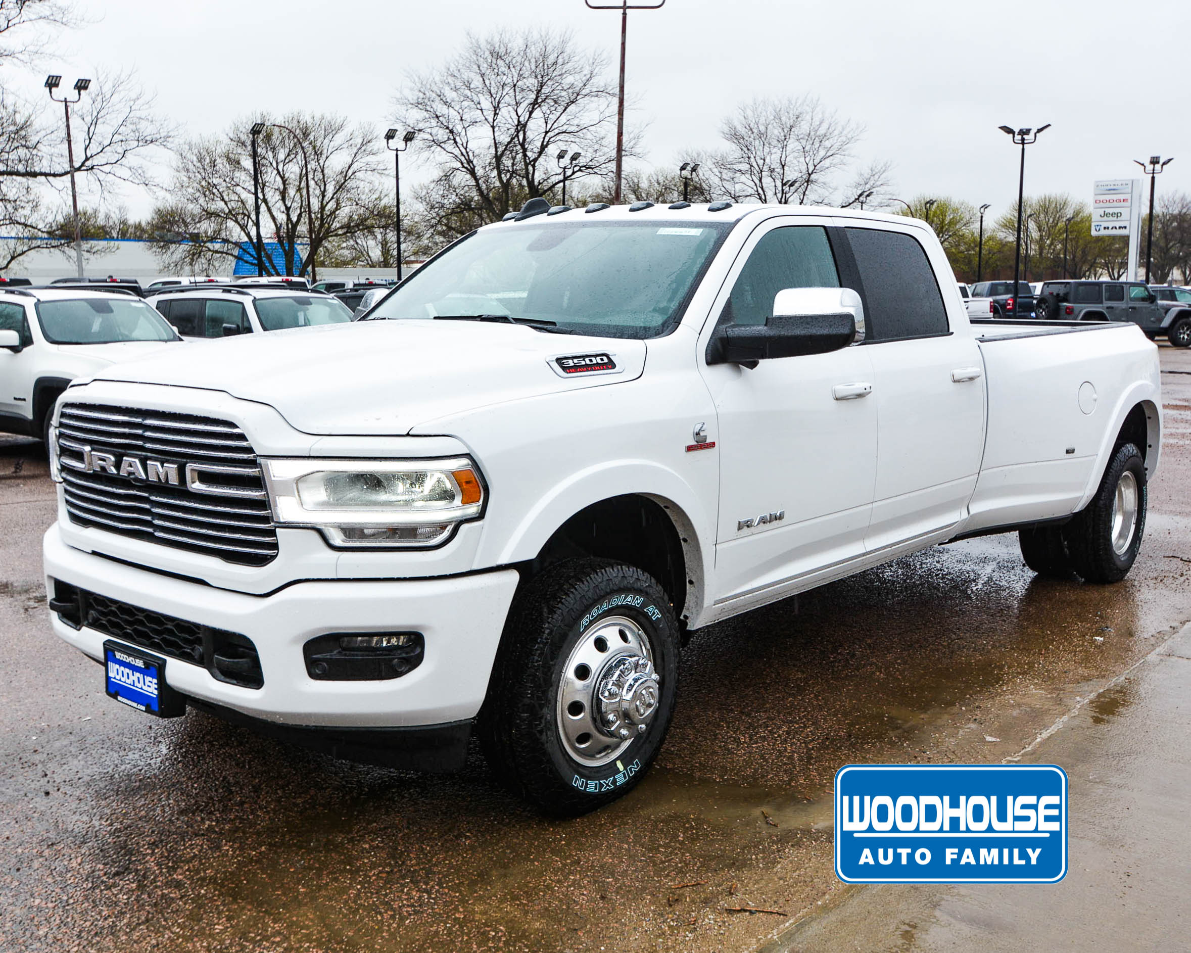 Woodhouse New 2019 Ram 3500 For Sale Chrysler Dodge Jeep Ram Fiat