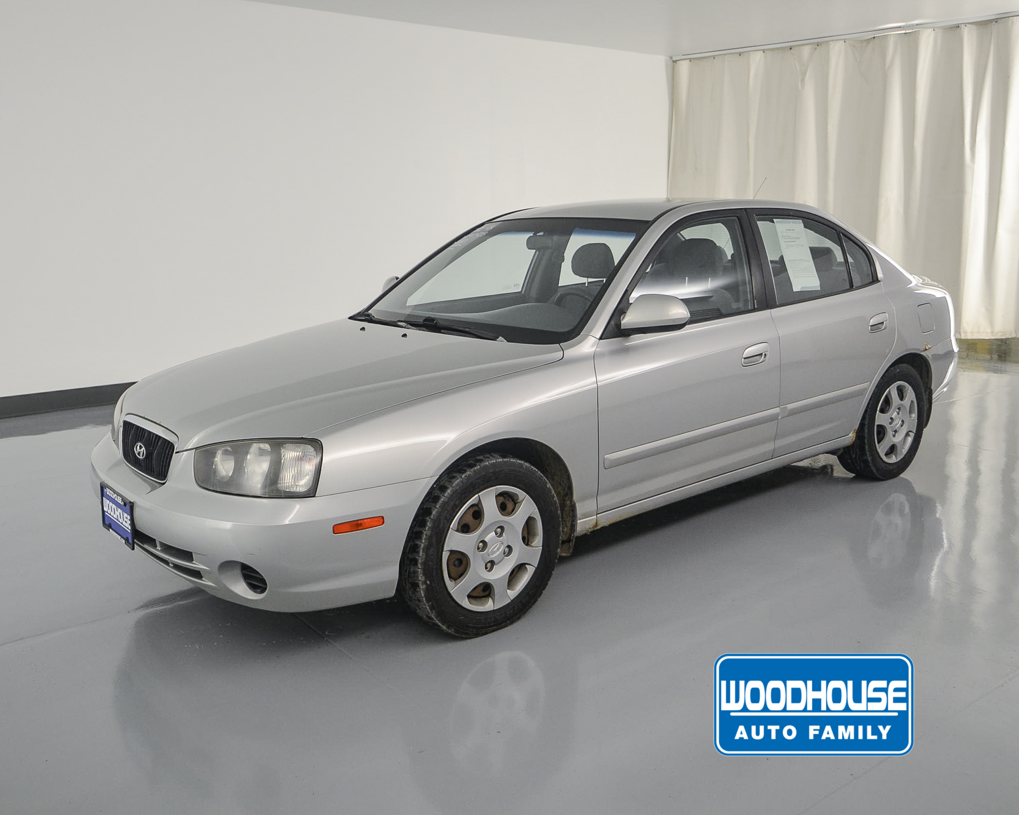 woodhouse used 2002 hyundai elantra for sale auction missouri woodhouse