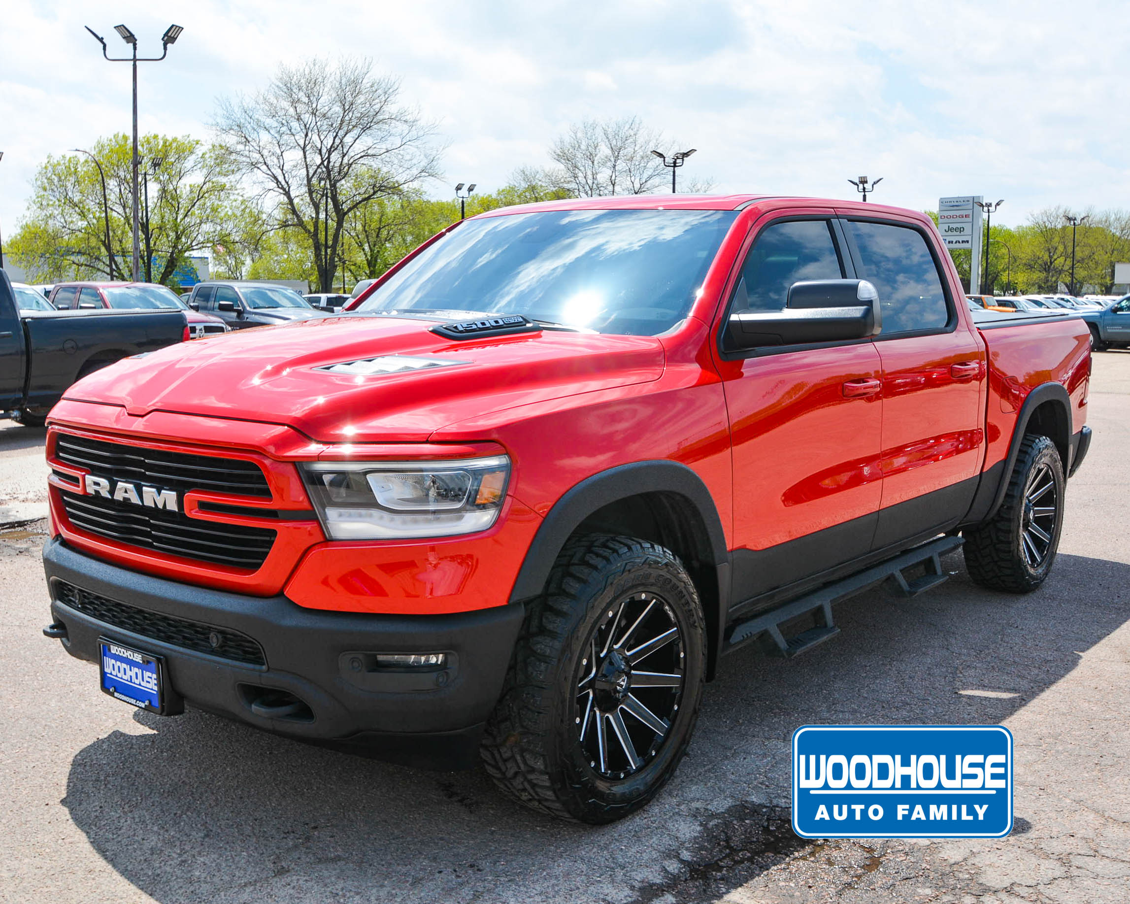 Woodhouse Used 2019 Ram 1500 For Sale Chrysler Dodge