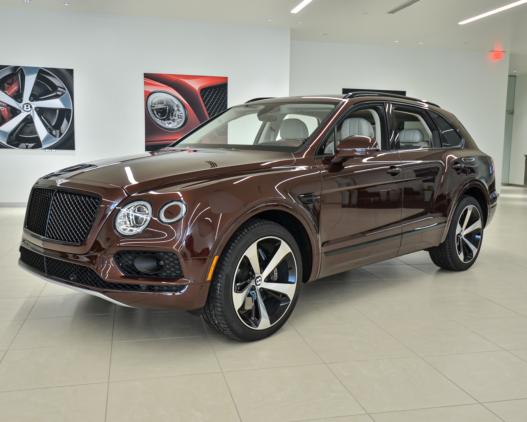 Bentley Bentayga For Sale >> Woodhouse Used 2019 Bentley Bentayga For Sale Bentley