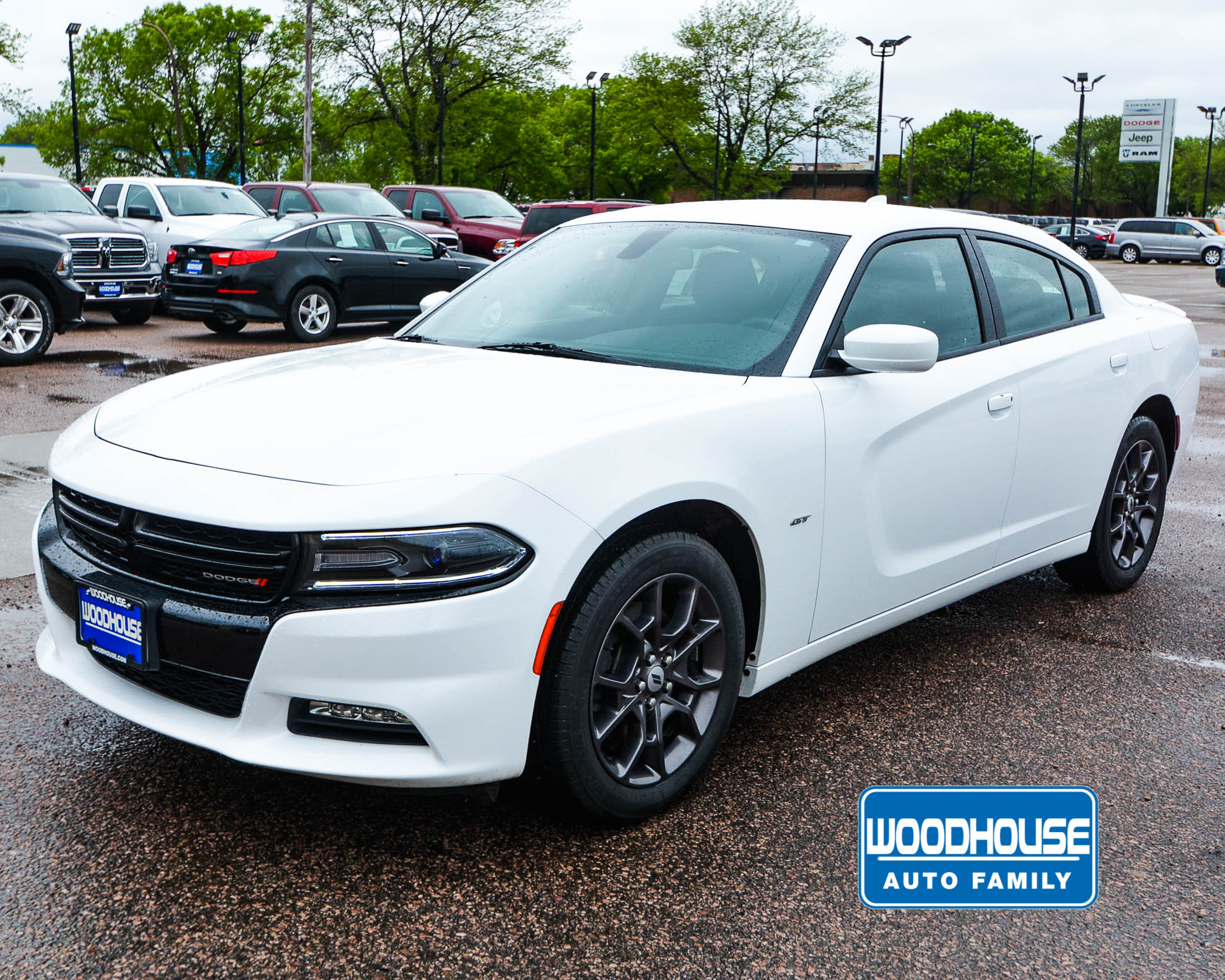 Woodhouse | Used 2018 Dodge Charger For Sale | Chrysler Dodge Jeep Ram