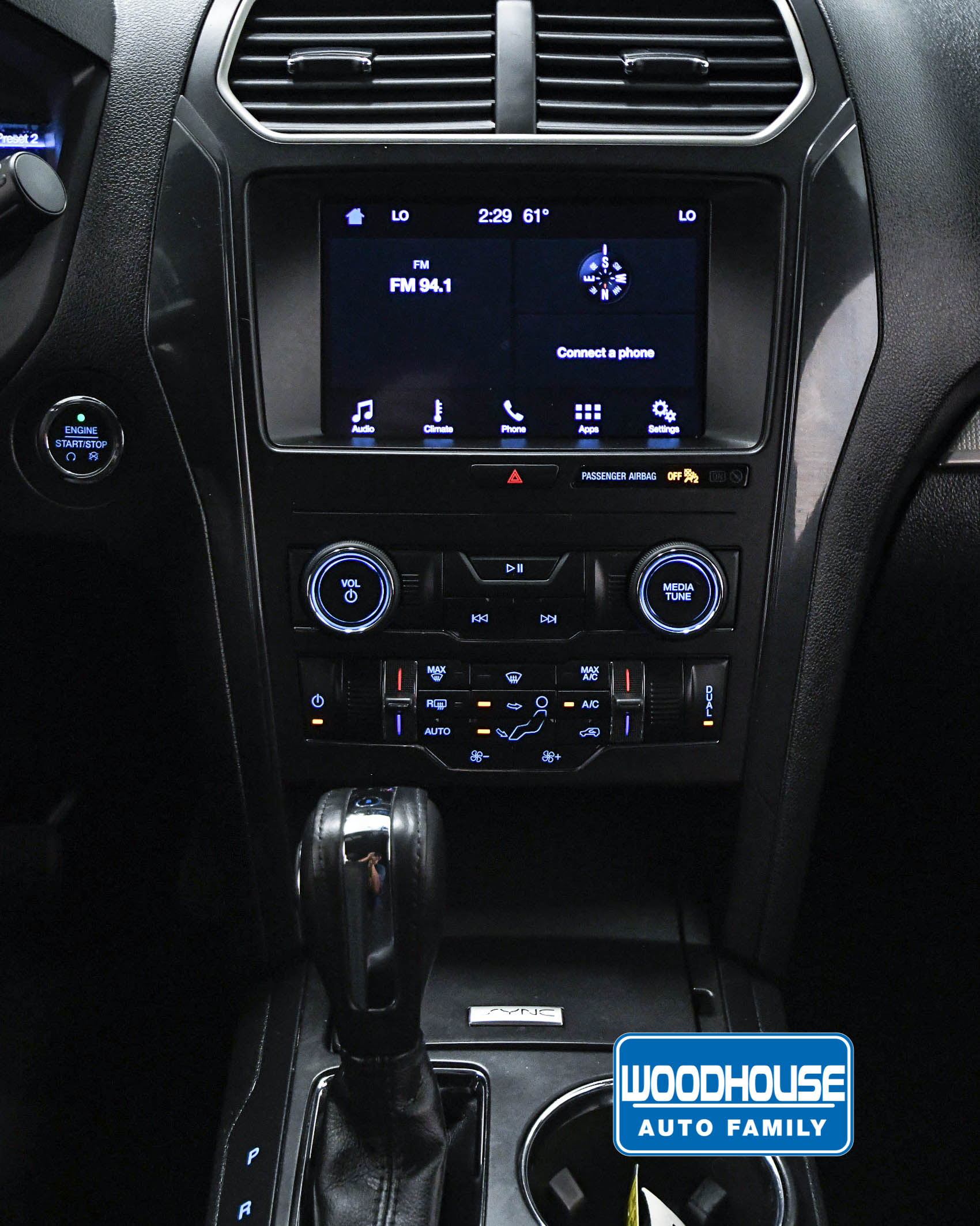 Woodhouse Used 2018 Ford Explorer For Sale Ford