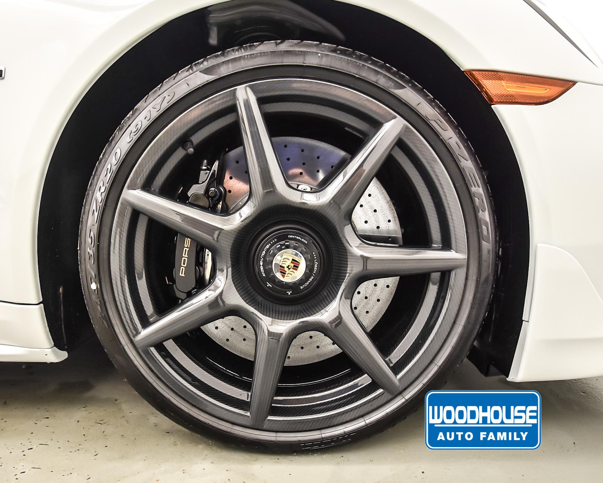 Woodhouse | New 2019 Porsche 911 Turbo For Sale | Porsche