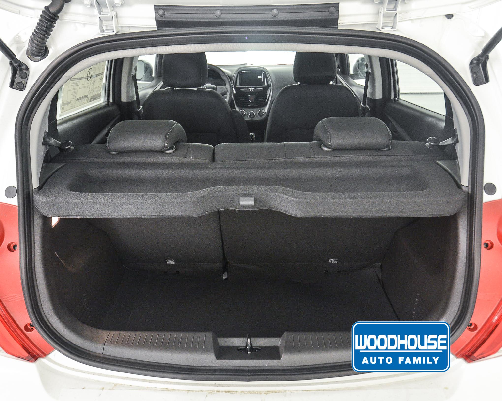 Chevrolet Spark Trunk