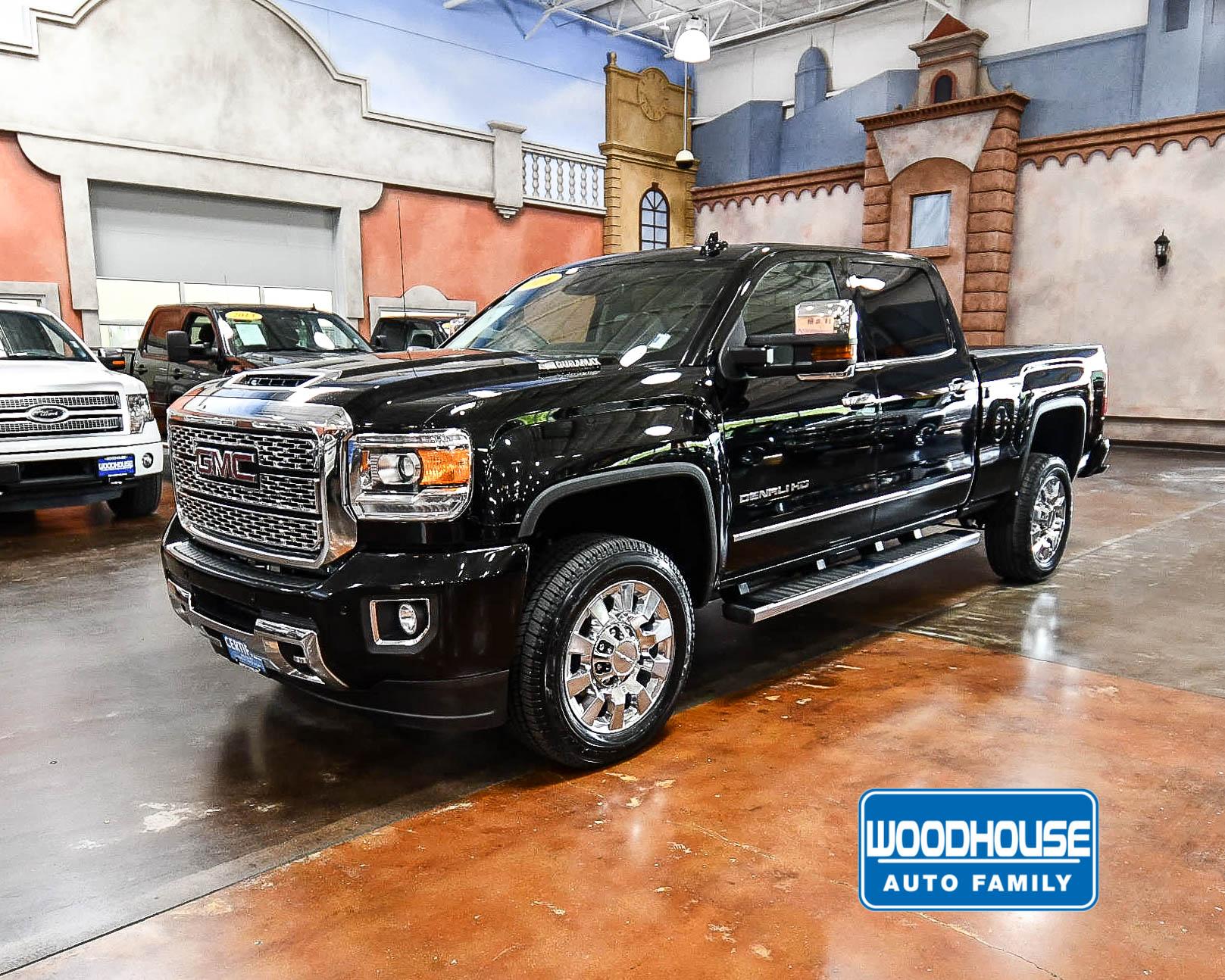 Woodhouse Used 2018 Gmc Sierra 2500 For Sale Buick Gmc Omaha