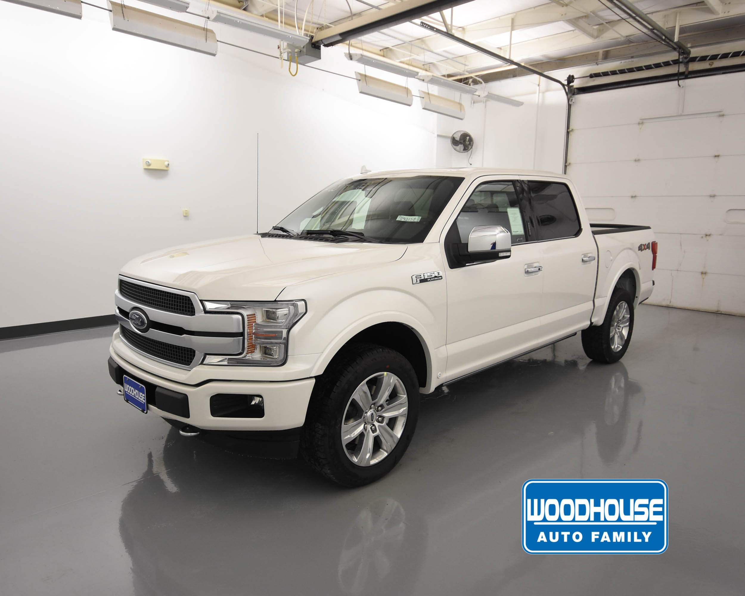 Ford F-150 Platinum For Sale >> Woodhouse New 2019 Ford F 150 For Sale Ford Blair