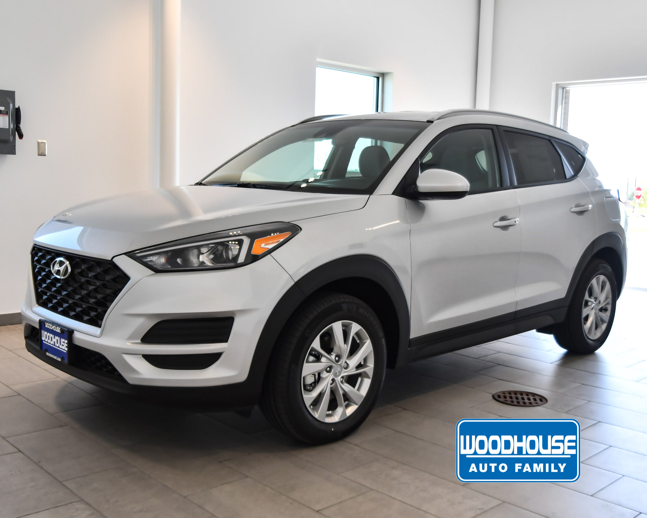 Woodhouse Hyundai Omaha >> Woodhouse New 2019 Hyundai Tucson For Sale Hyundai Omaha