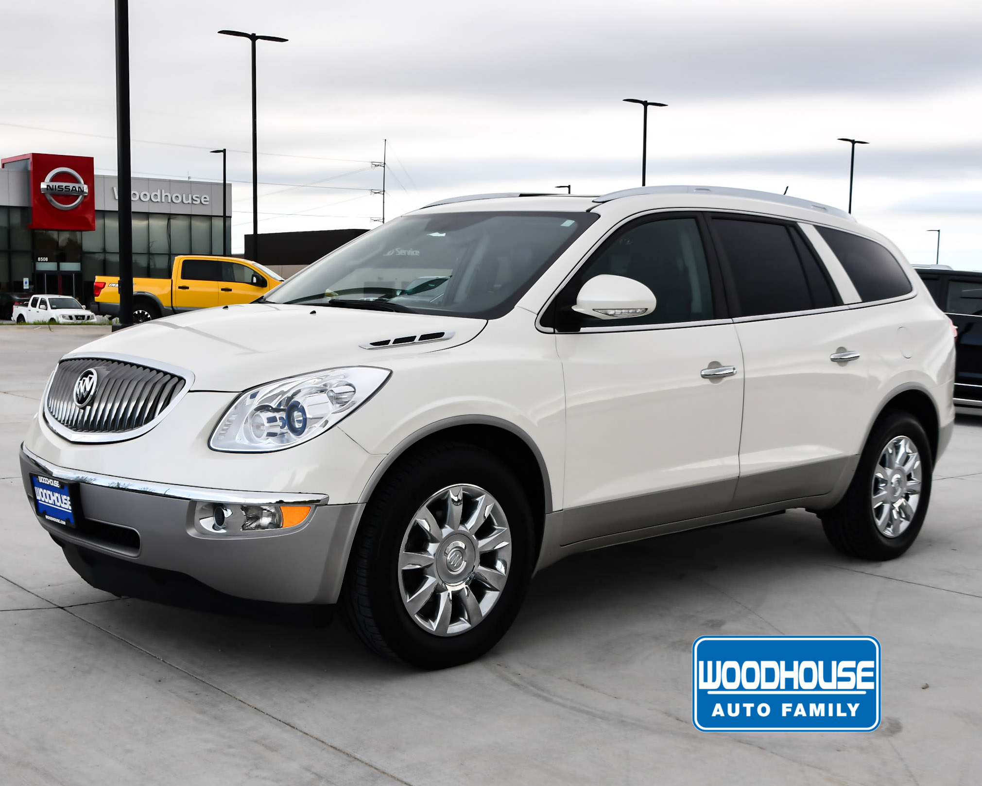 2012 Buick Enclave For Sale >> Woodhouse Used 2012 Buick Enclave For Sale Nissan Woodhouse