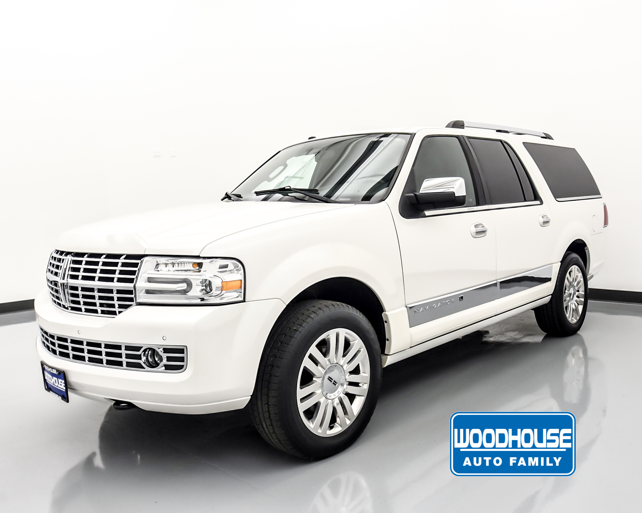 Woodhouse | Used 2011 Lincoln Navigator L For Sale | Lincoln