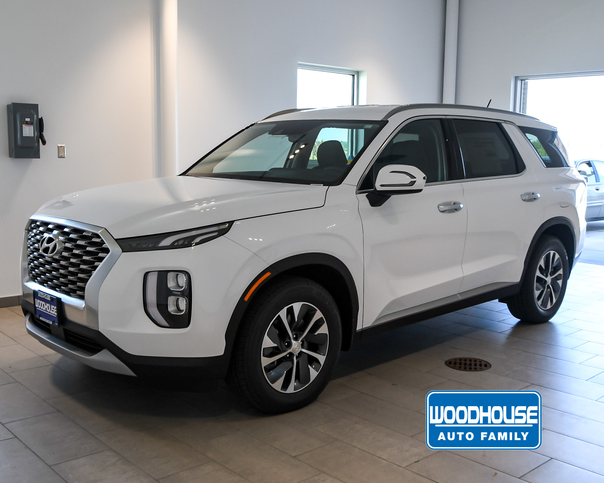 Woodhouse Hyundai Omaha >> Woodhouse New 2020 Hyundai Palisade For Sale Hyundai Omaha