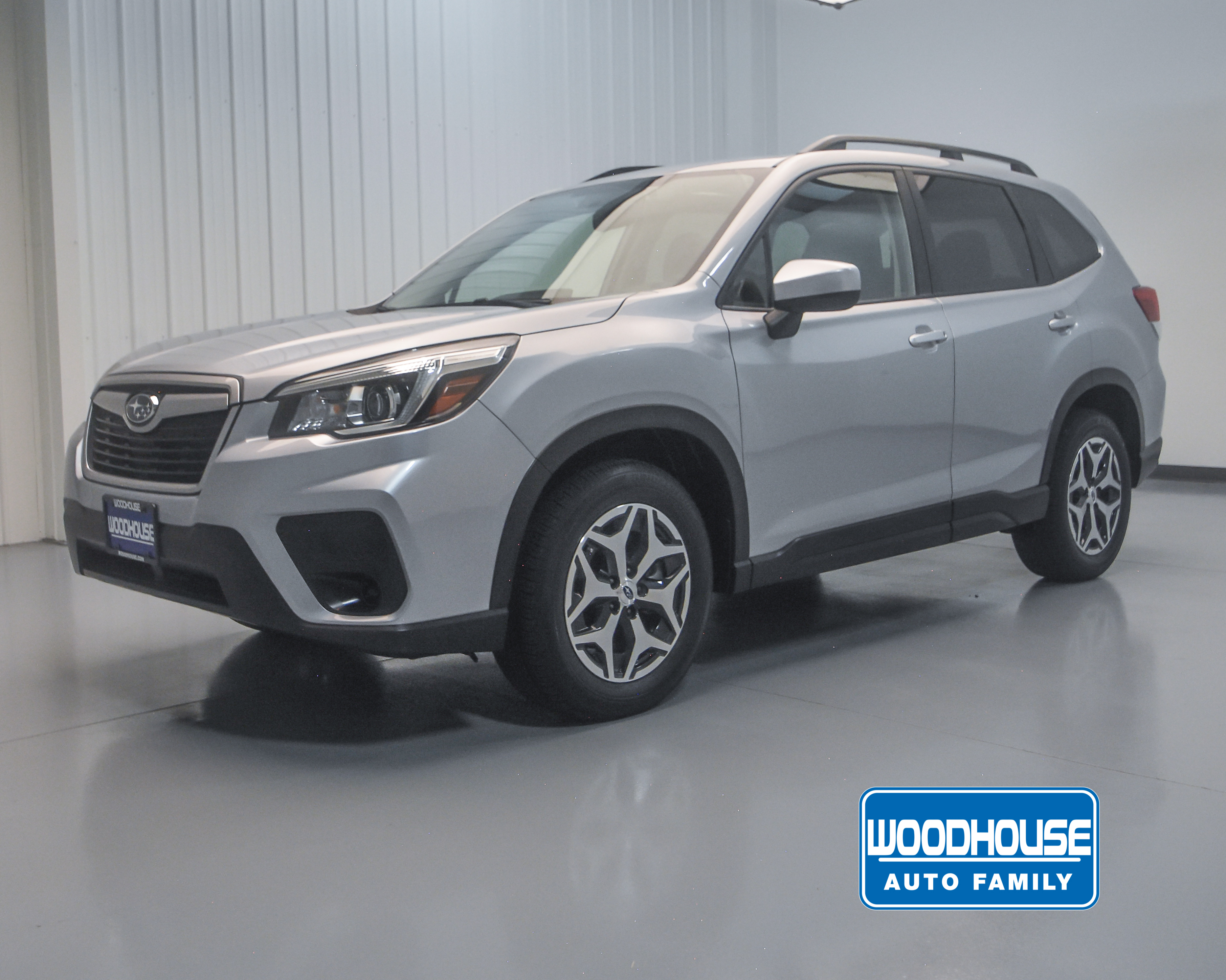 Kenny Ross Subaru Service >> Woodhouse Used 2019 Subaru Forester For Sale Nissan