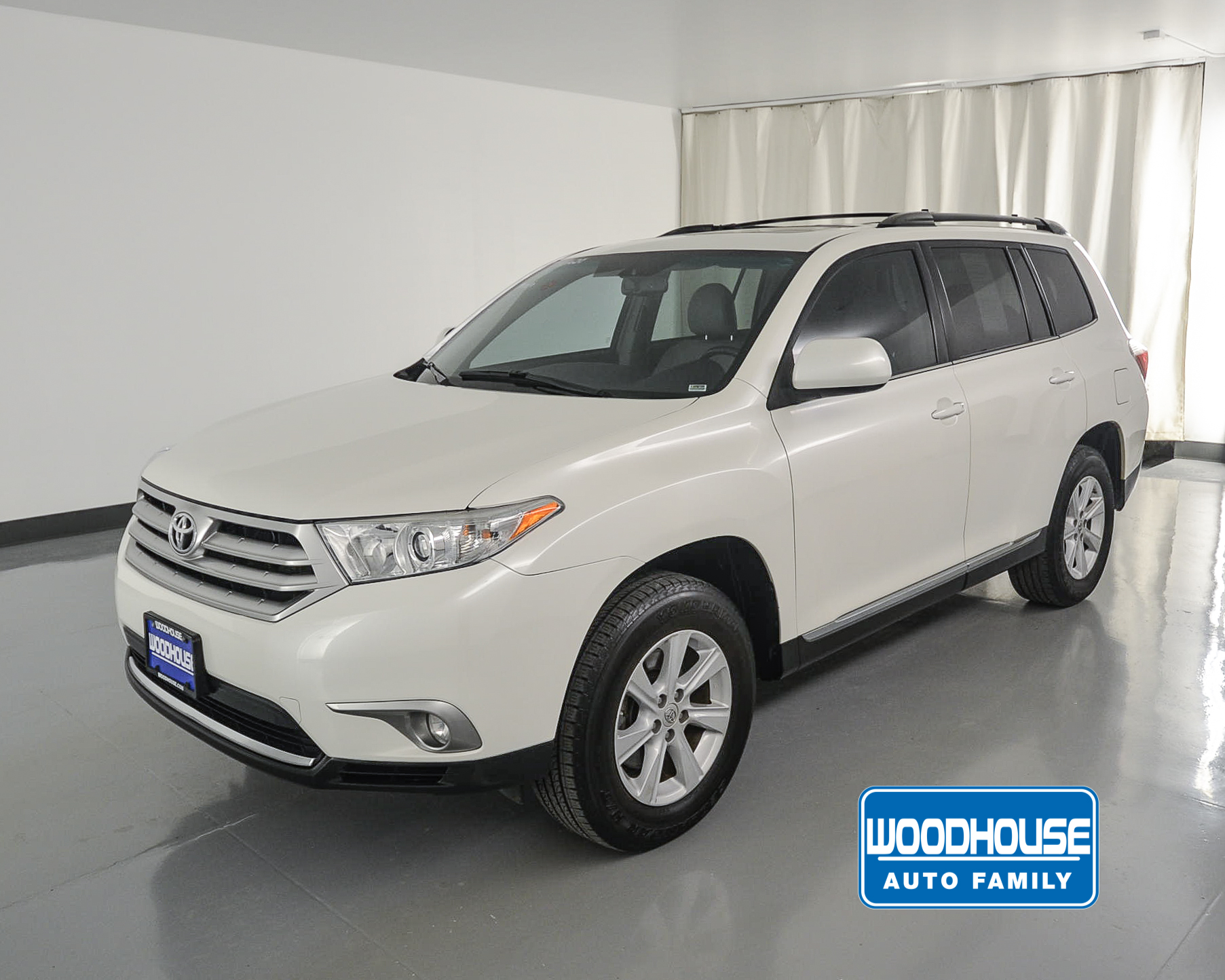 2013 Toyota Highlander For Sale >> Woodhouse Used 2013 Toyota Highlander For Sale Chevy Buick