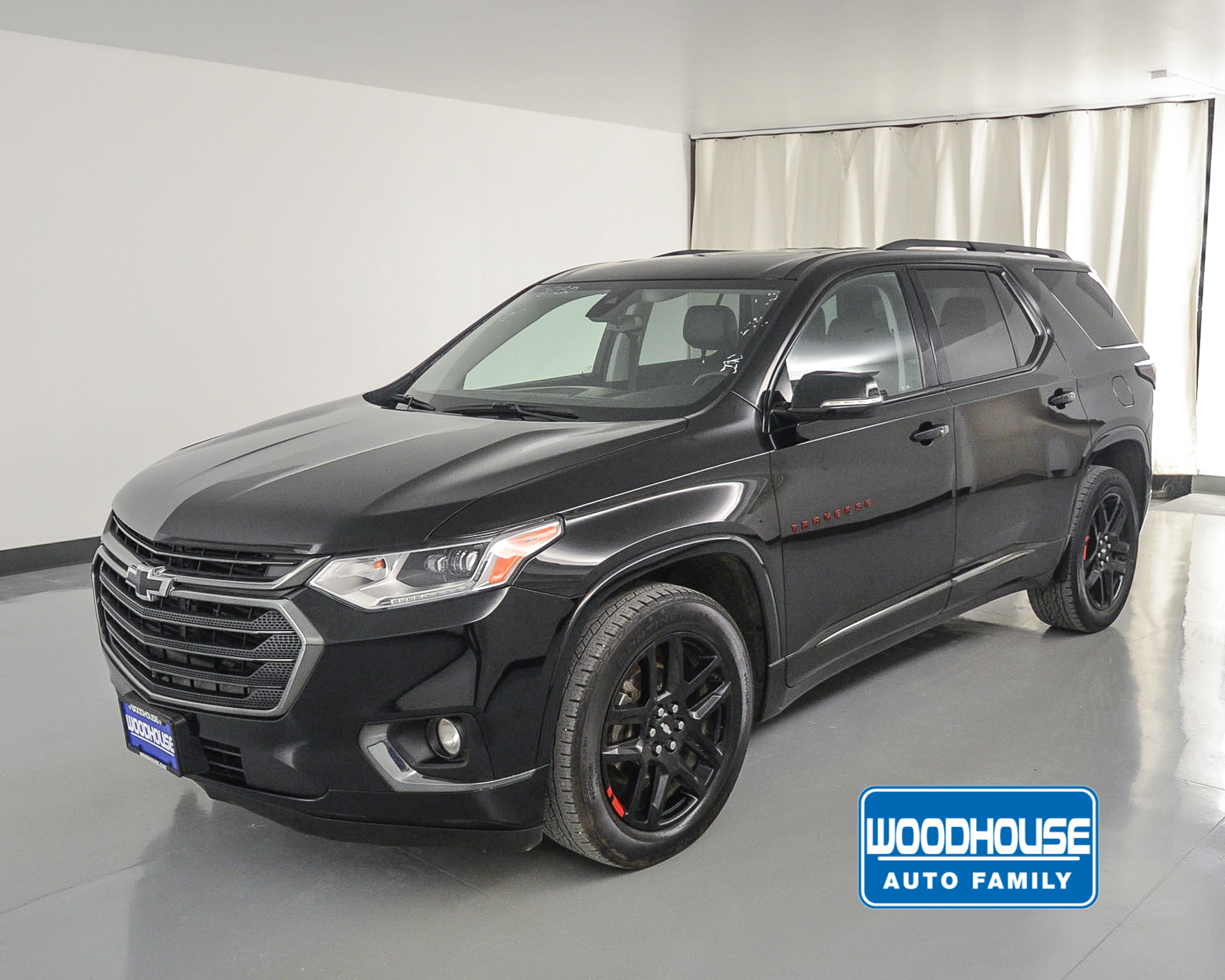 Chevy Traverse Used >> Woodhouse Used 2018 Chevrolet Traverse For Sale Chevy Buick