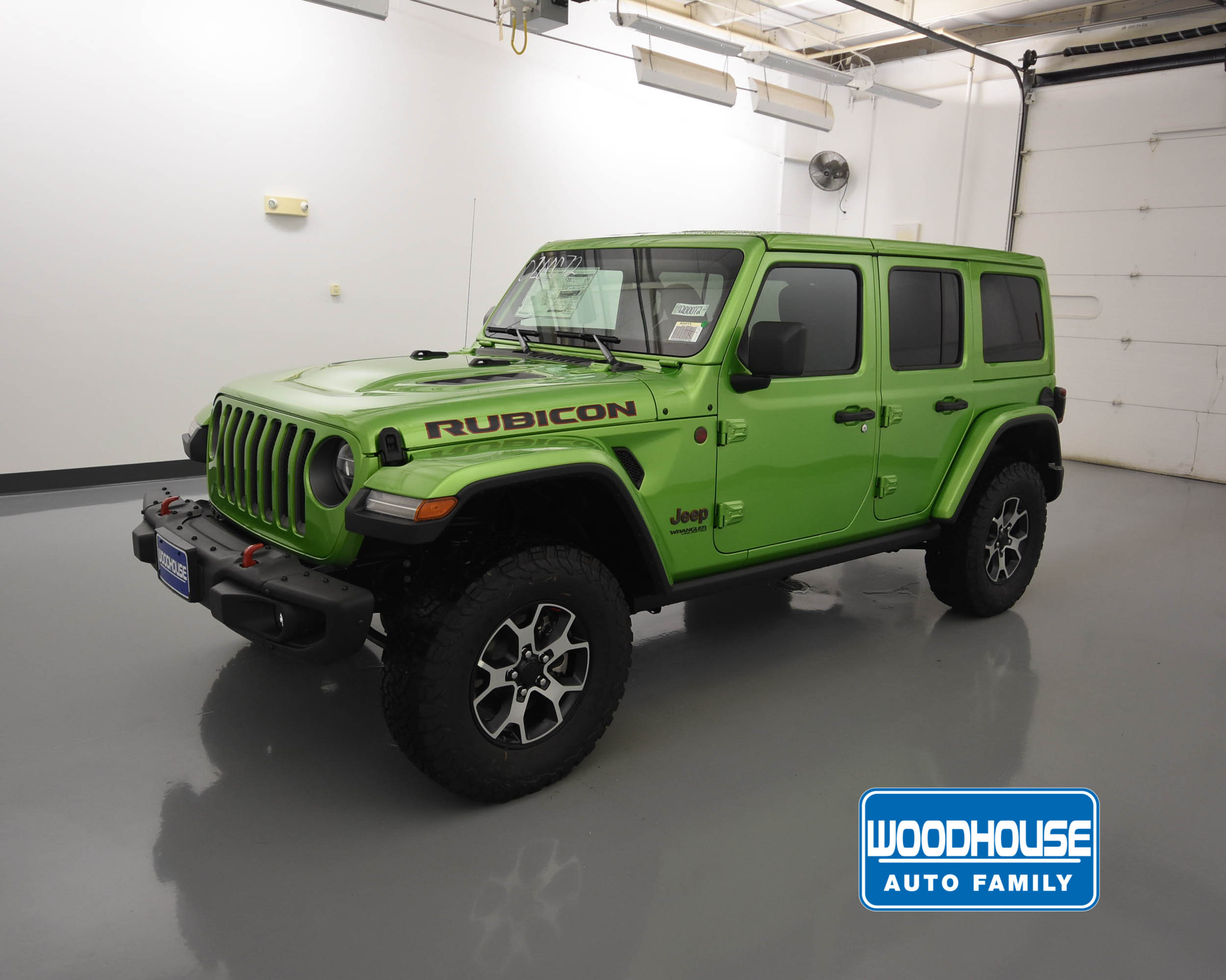 Green Jeep Wrangler >> Woodhouse New 2020 Jeep Wrangler Unlimited Jl For Sale
